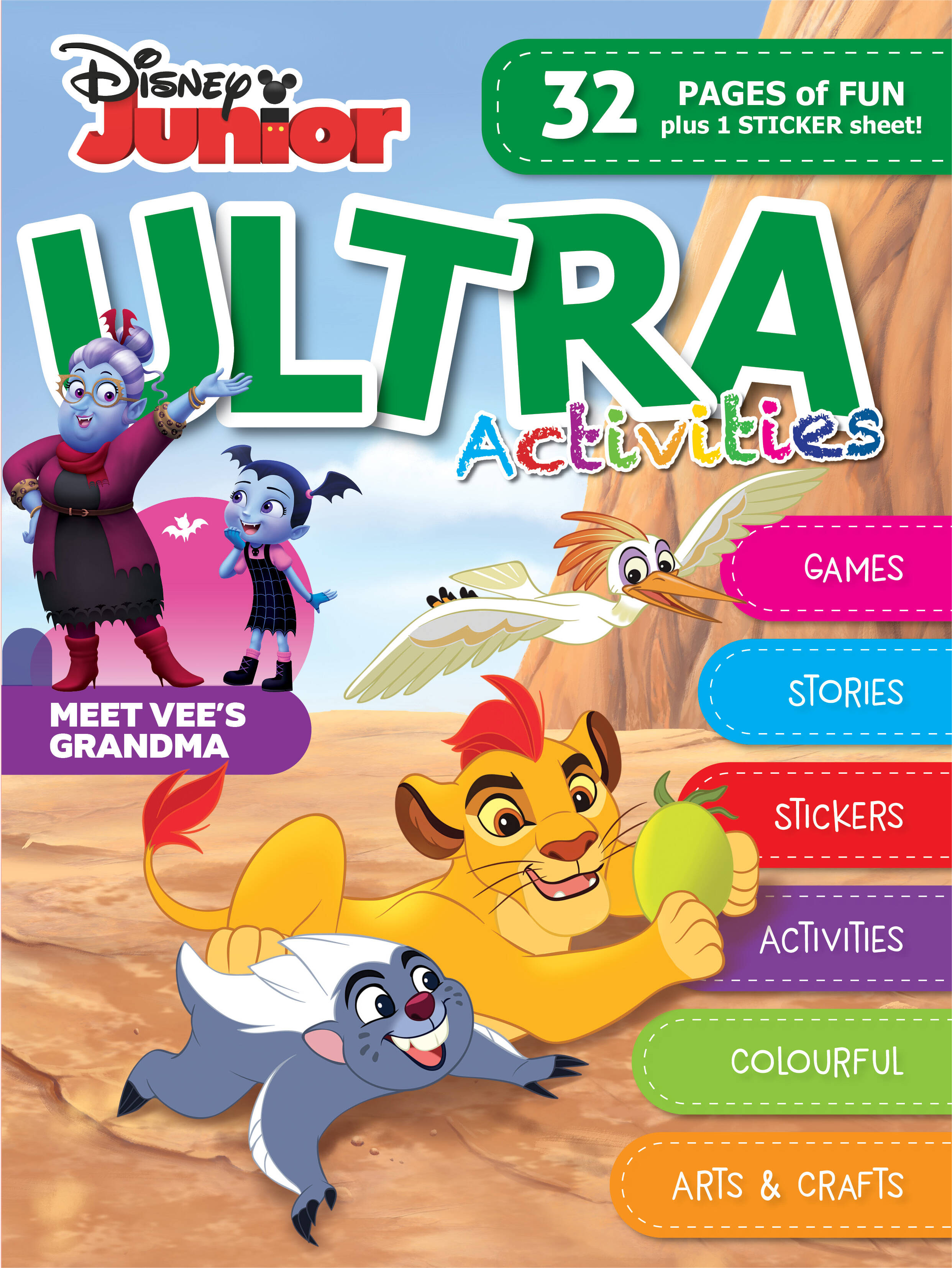 Disney Junior - Ultra Activities
