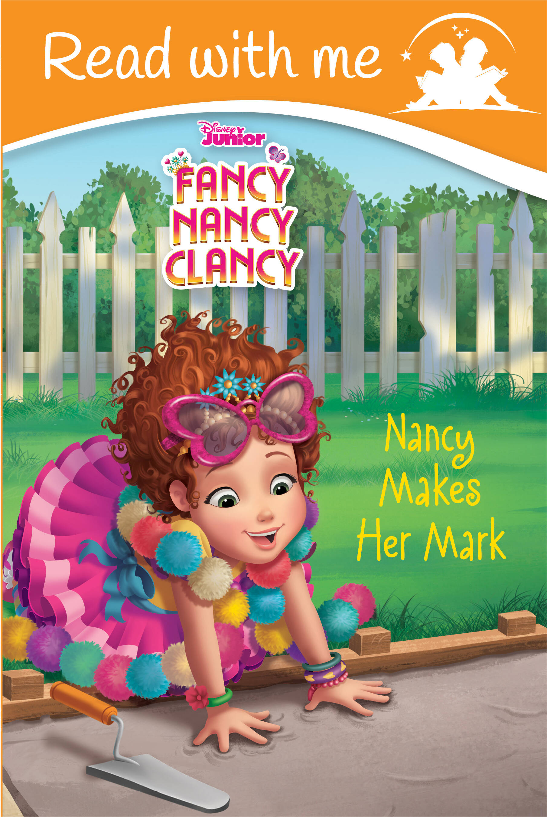 Disney Fancy Nancy - Read With Me