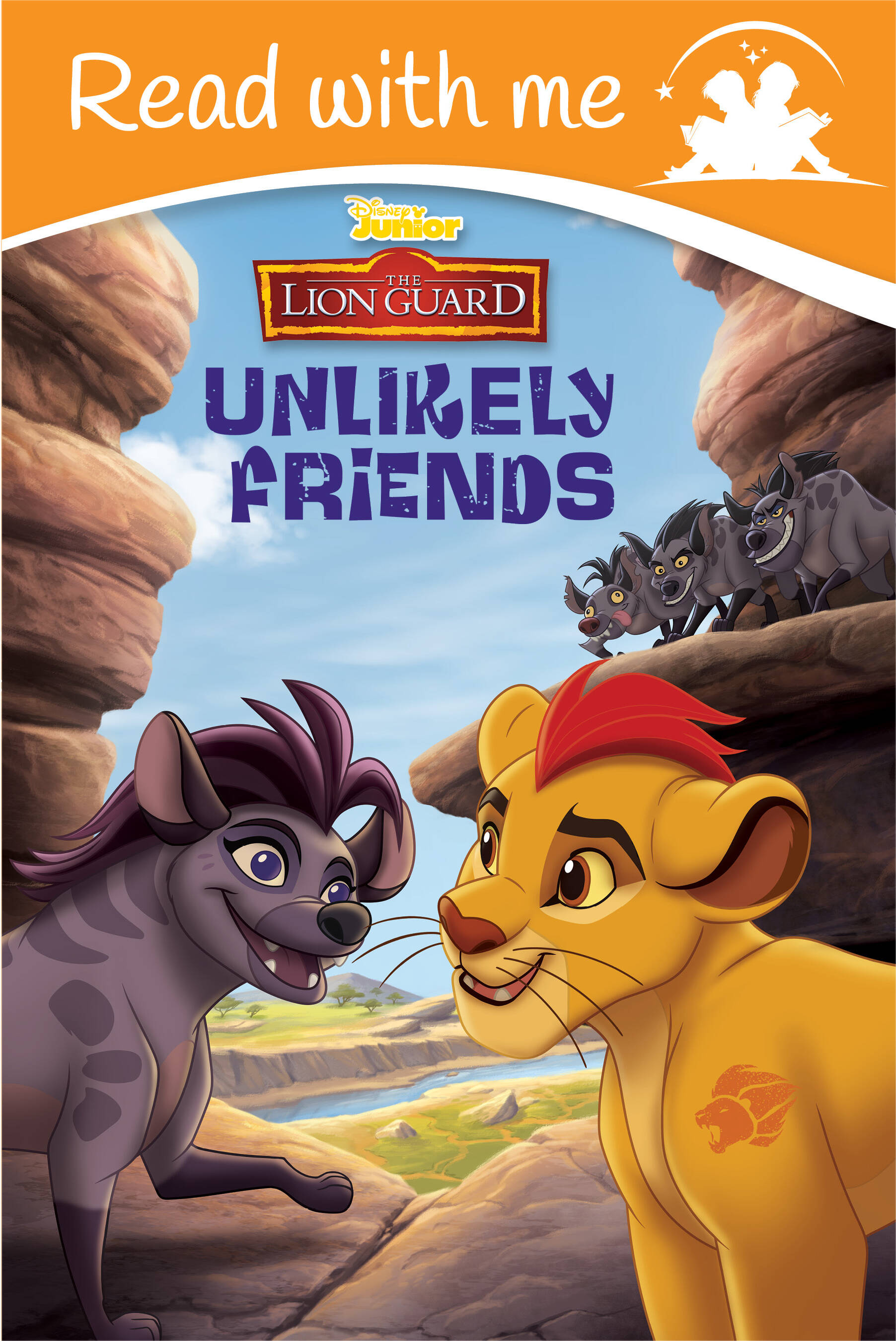 Disney Lion Guard - Read With Me