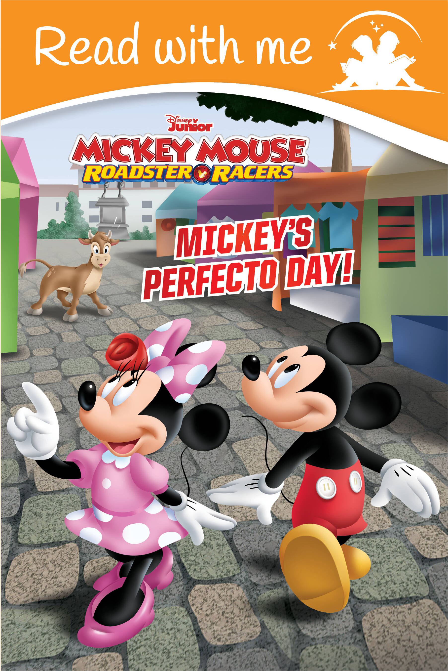 Disney Mickey - Read With Me