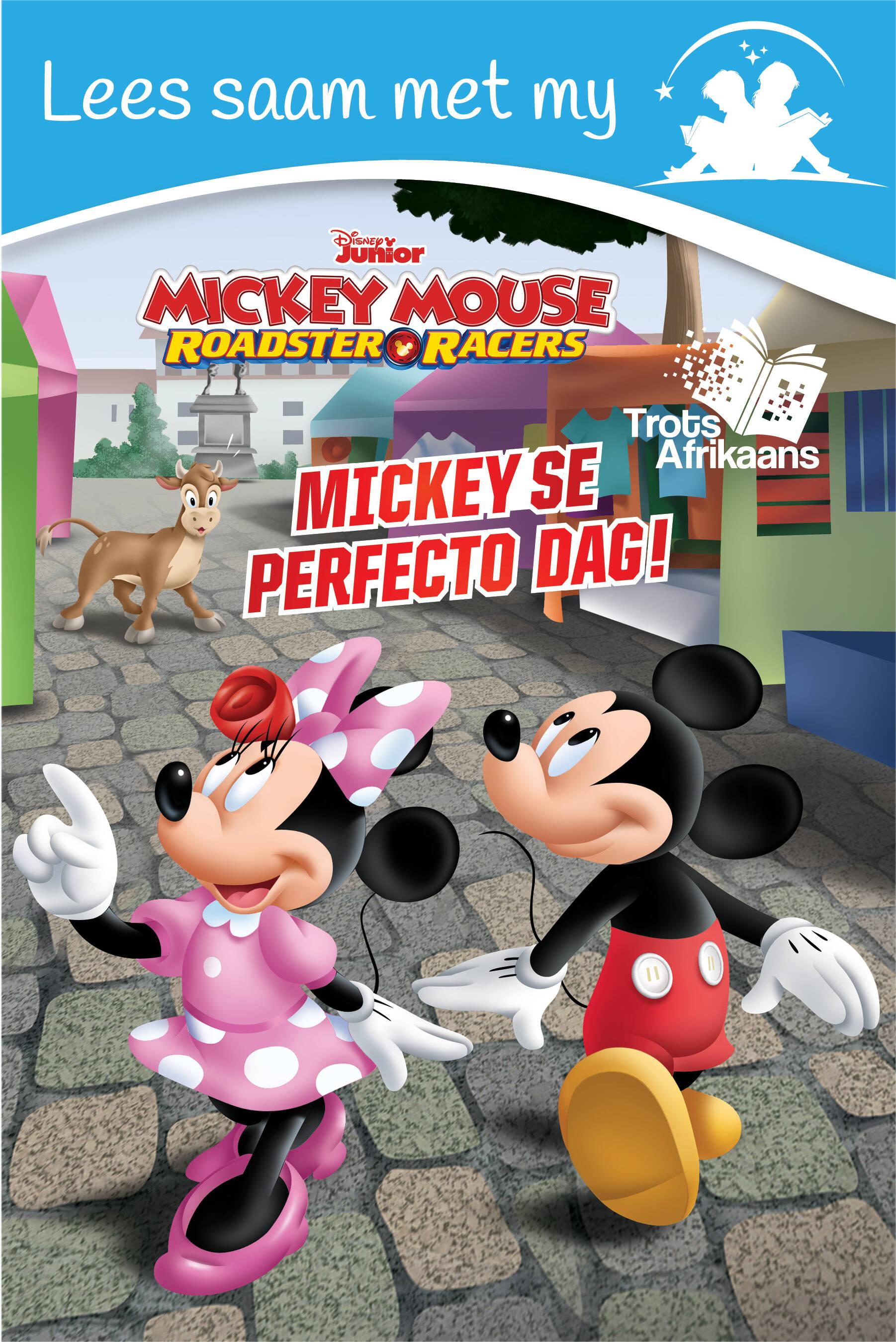 Disney Mickey - Lees Saam Met My