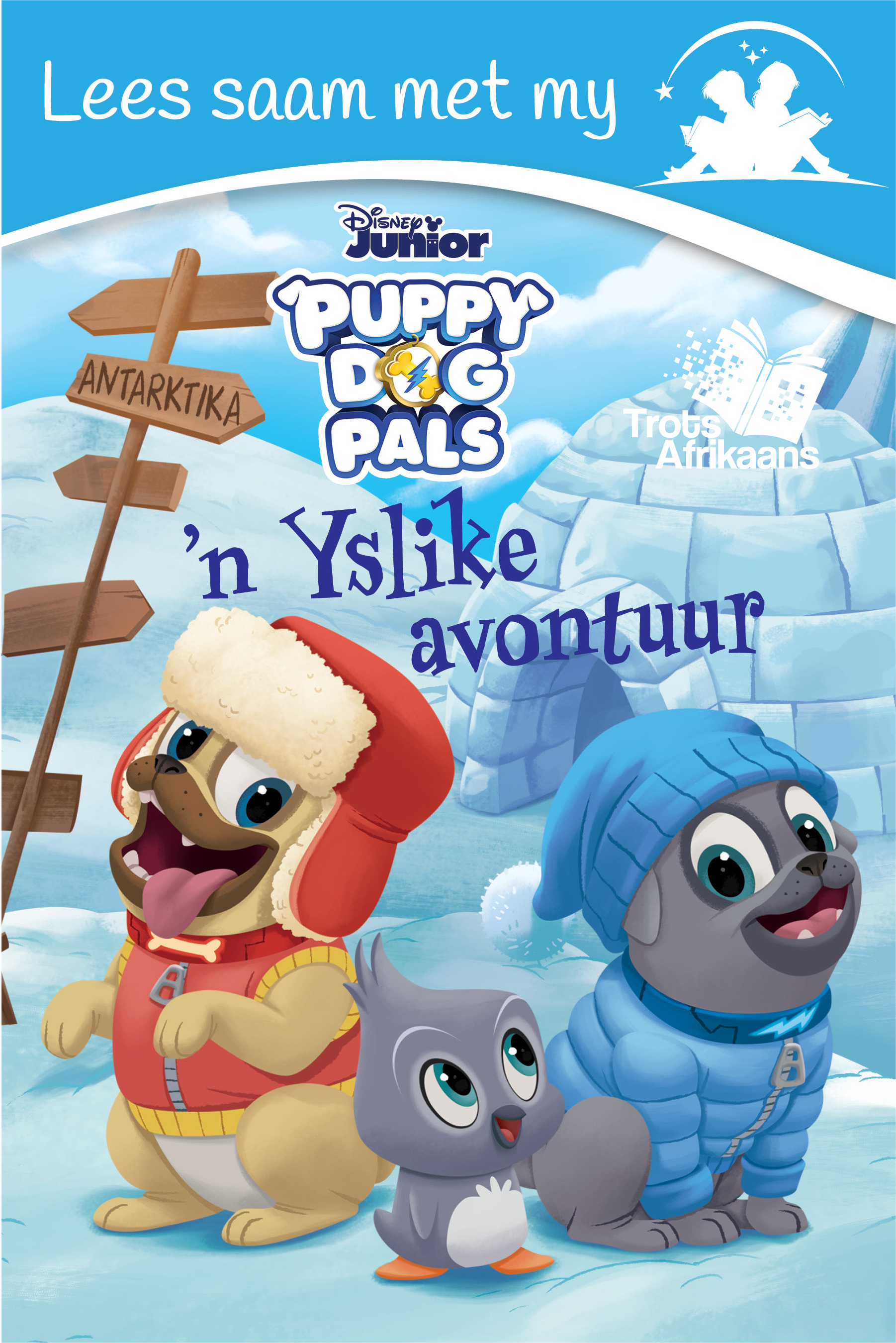 Disney Puppy Dog Pals - Lees Saam Met My