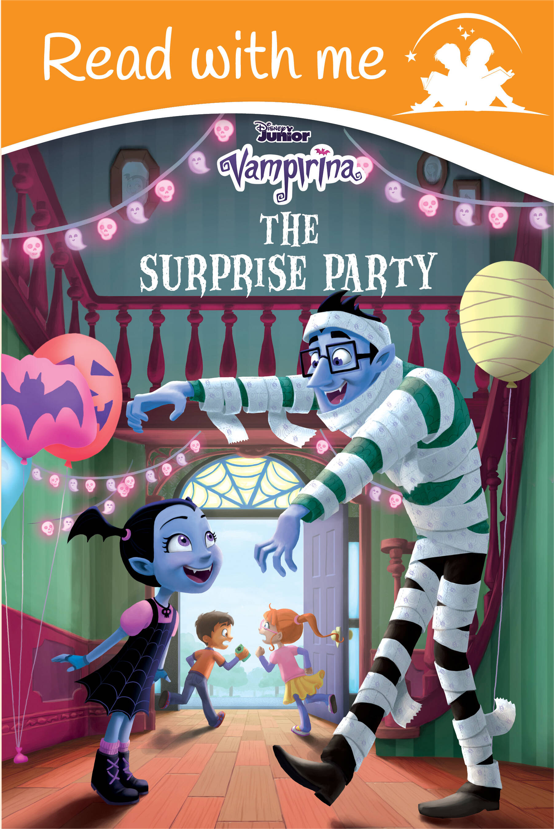 Disney Vampirina - Read With Me