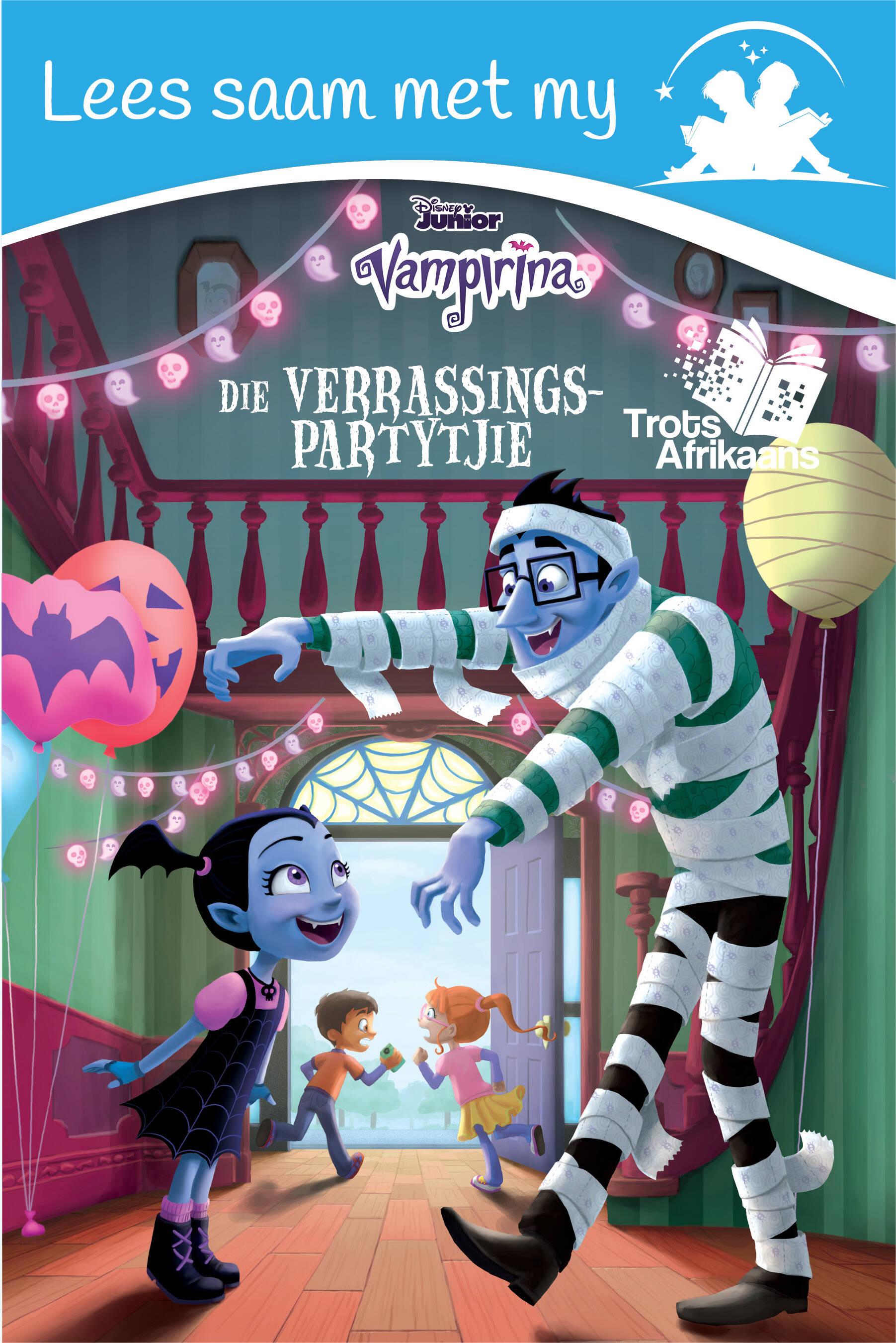 Disney Vampirina - Lees Saam Met My