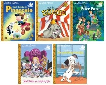Gemeng - Disney Skatkis-Stories