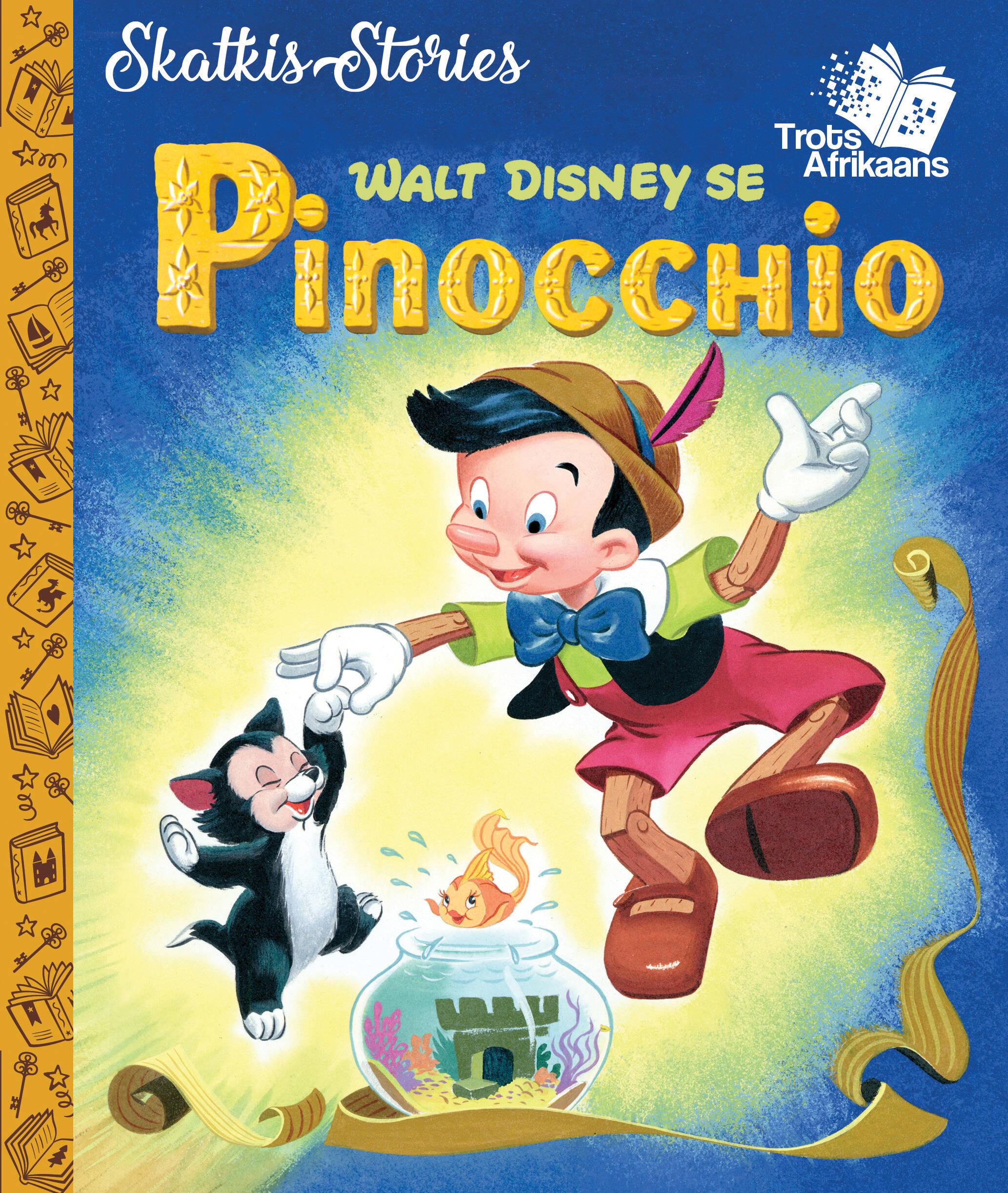 Disney Pinocchio - Skatkis-Stories