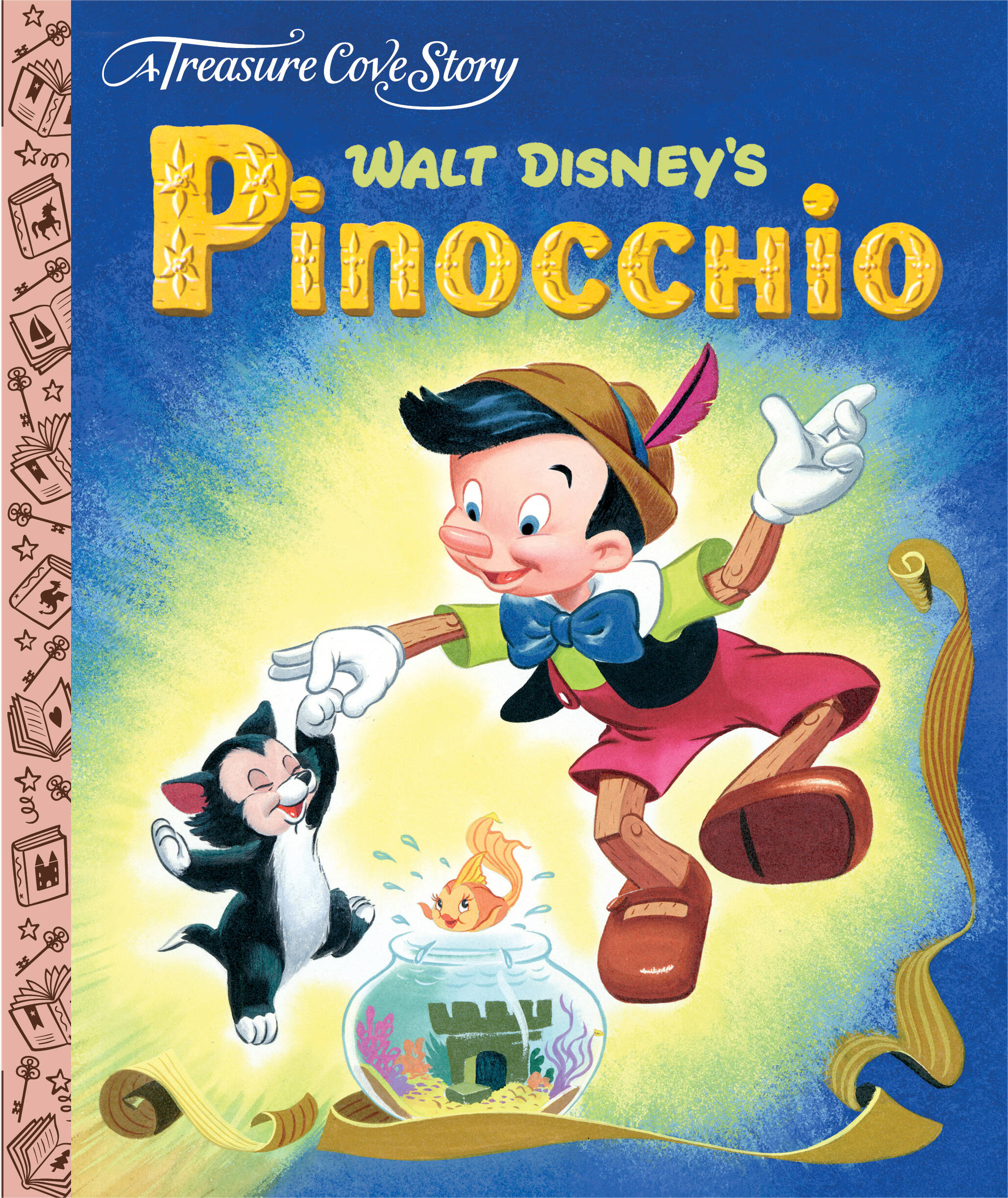 Disney Pinocchio - Treasure Cove Stories