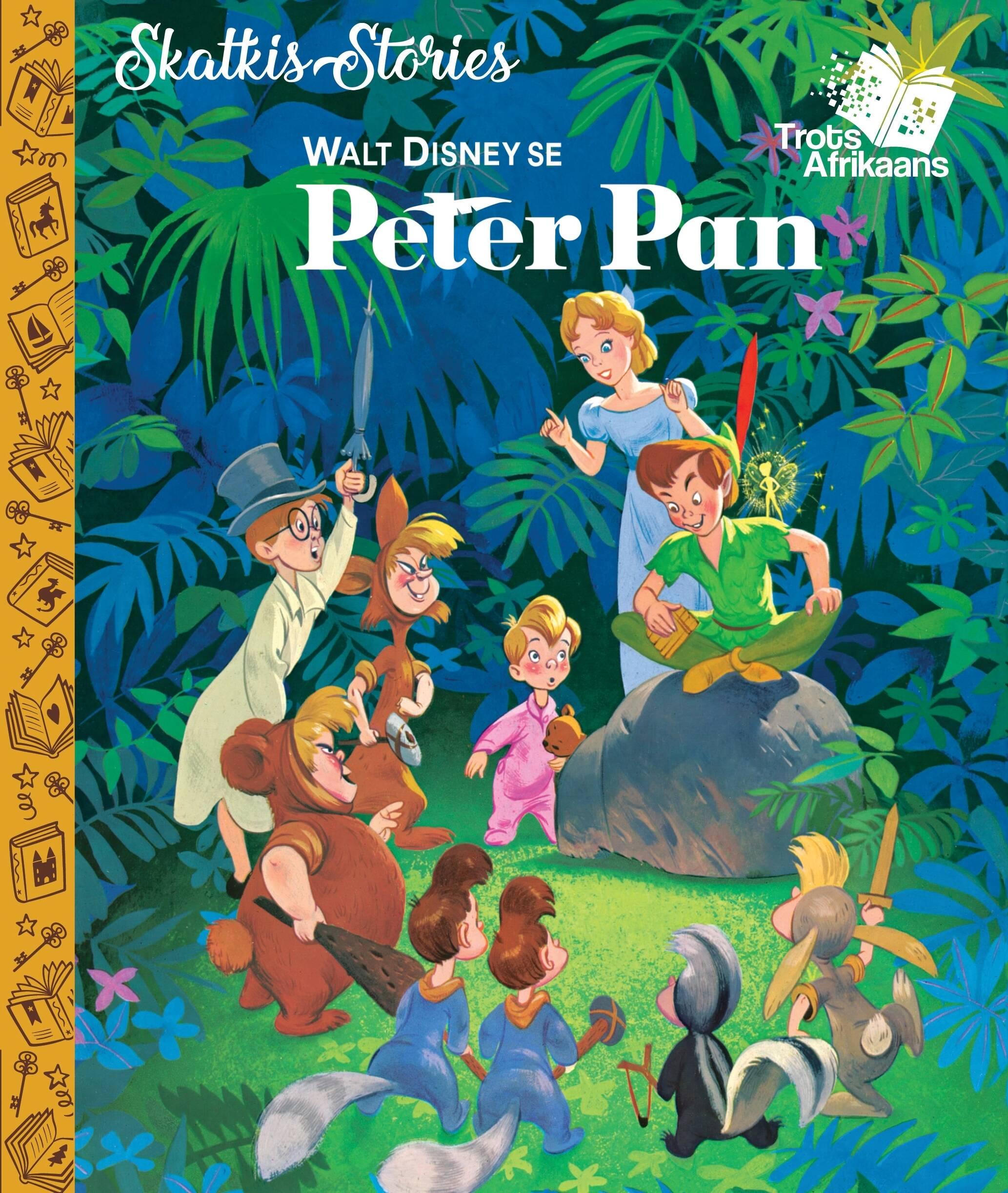 Disney Peter Pan - Skatkis-Stories