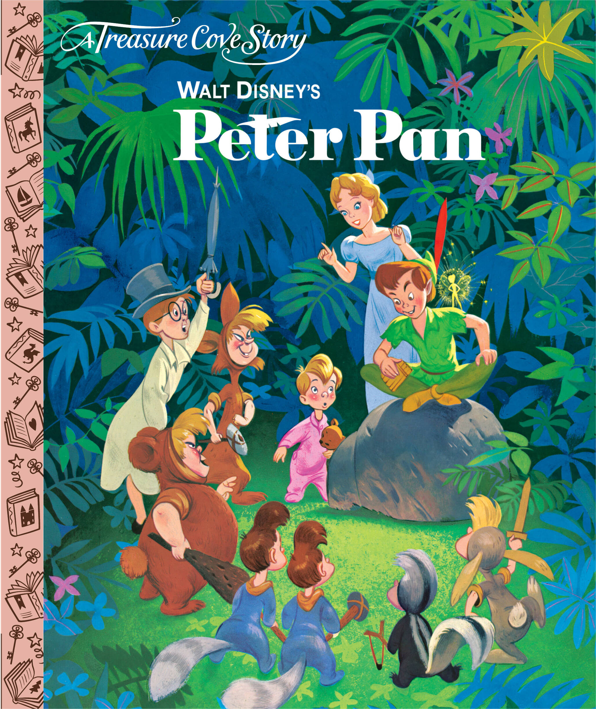 Disney Peters Pan - Treasure Cove Stories
