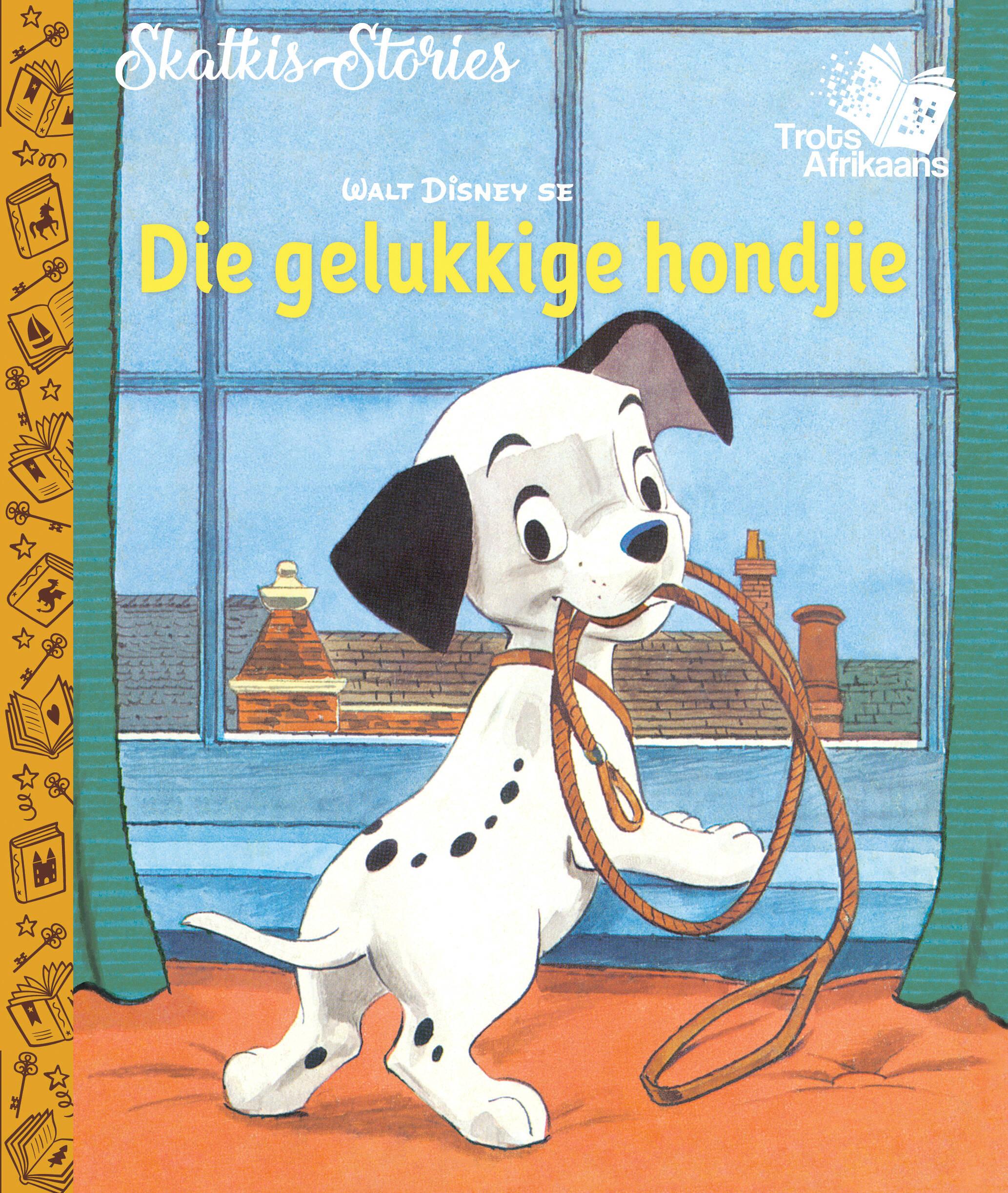 Disney 101 Dalmations - Skatkis-Stories