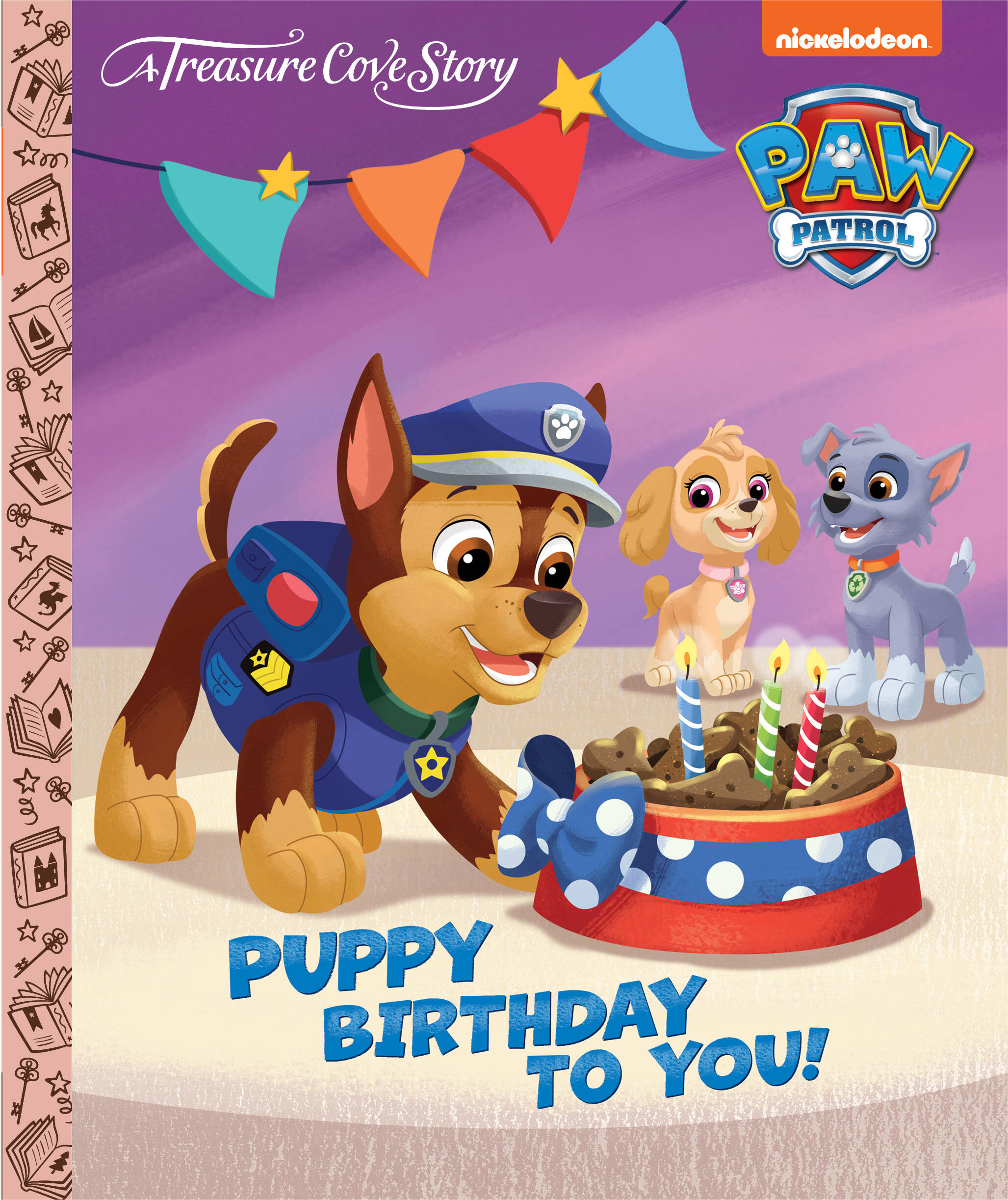 Paw Patrol - Treasure Cove Stories