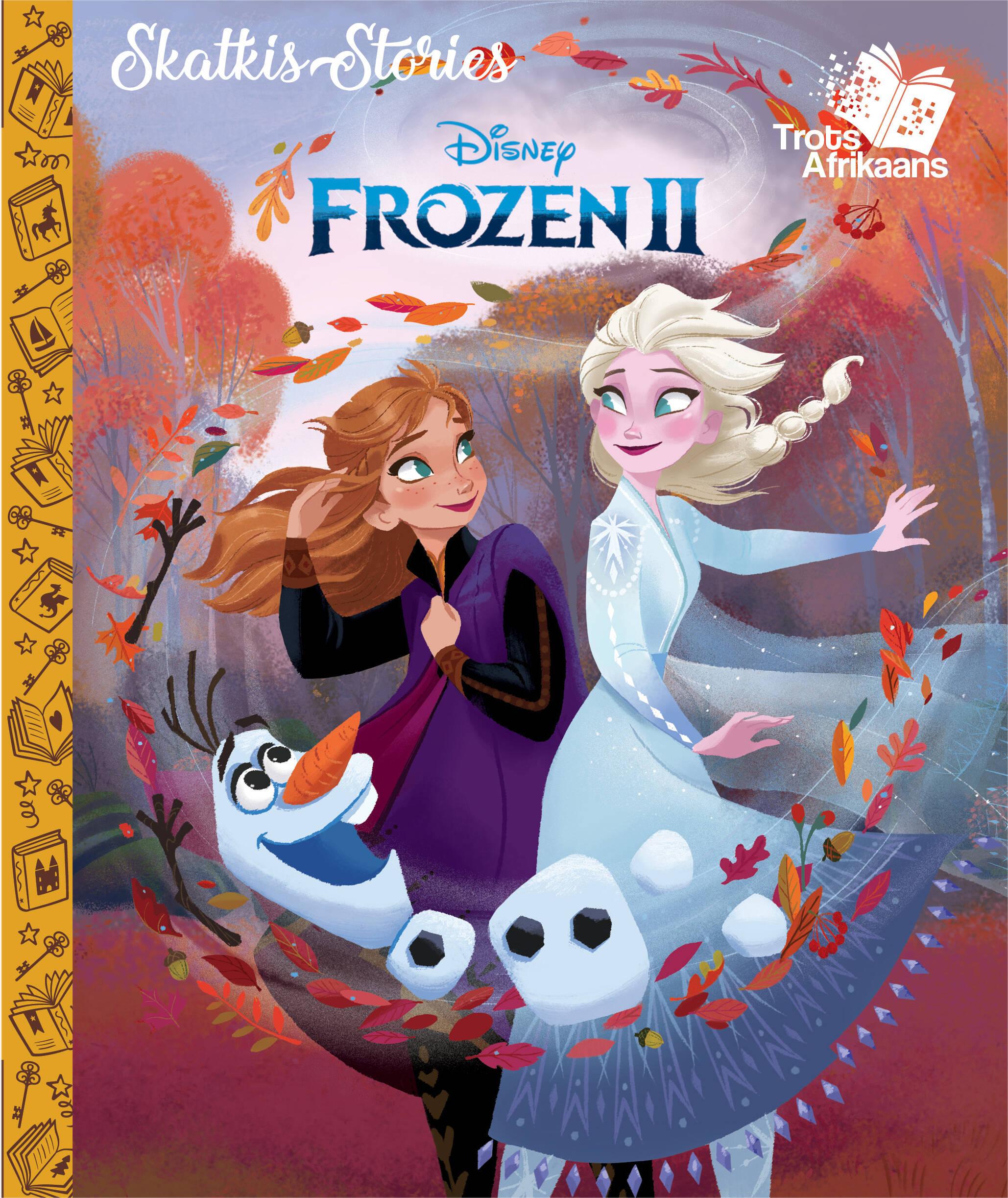 Disney Frozen 2 - Skatkis-Stories