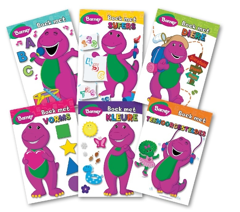 Gemeng - Barney MHB