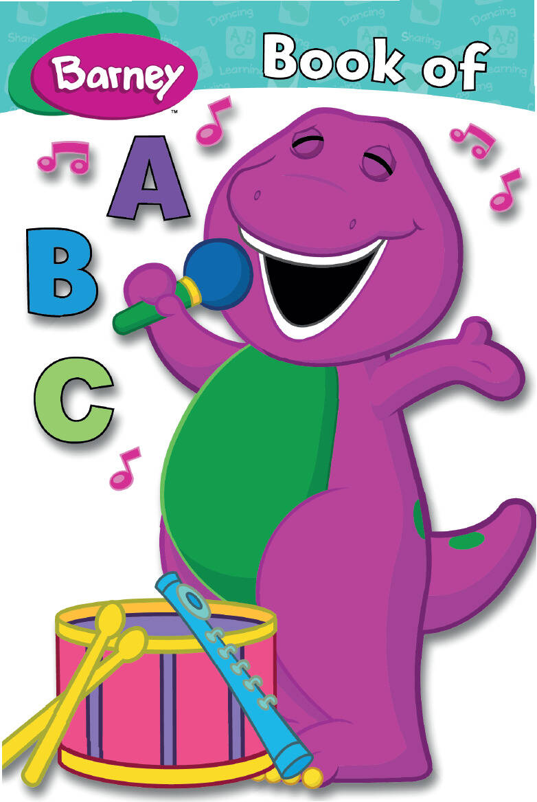 Barney - Book Of ABC's MHB