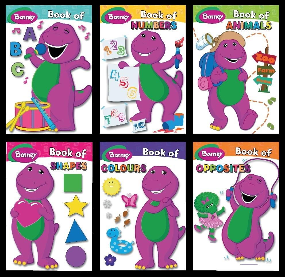 Assorted - Barney MHB