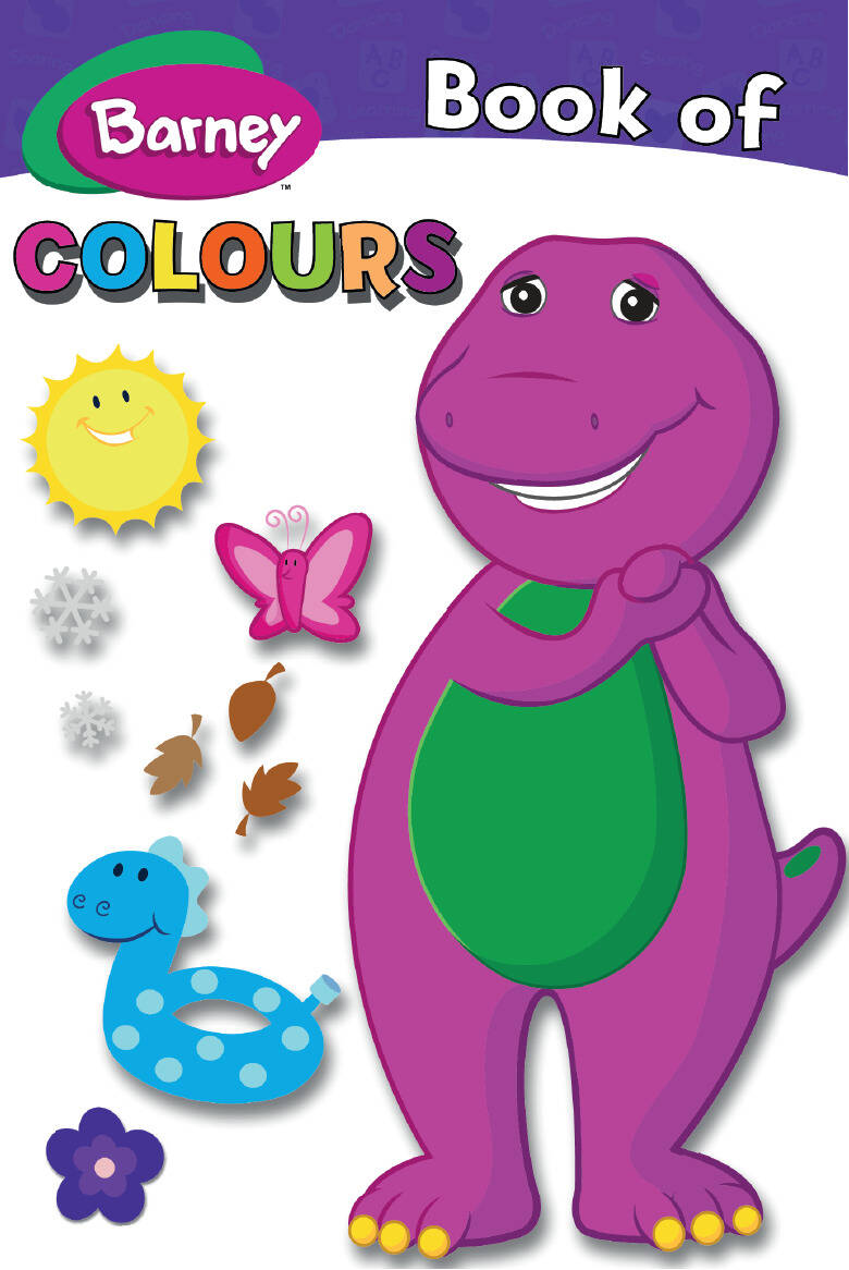 Barney - Book Of Colours MHB