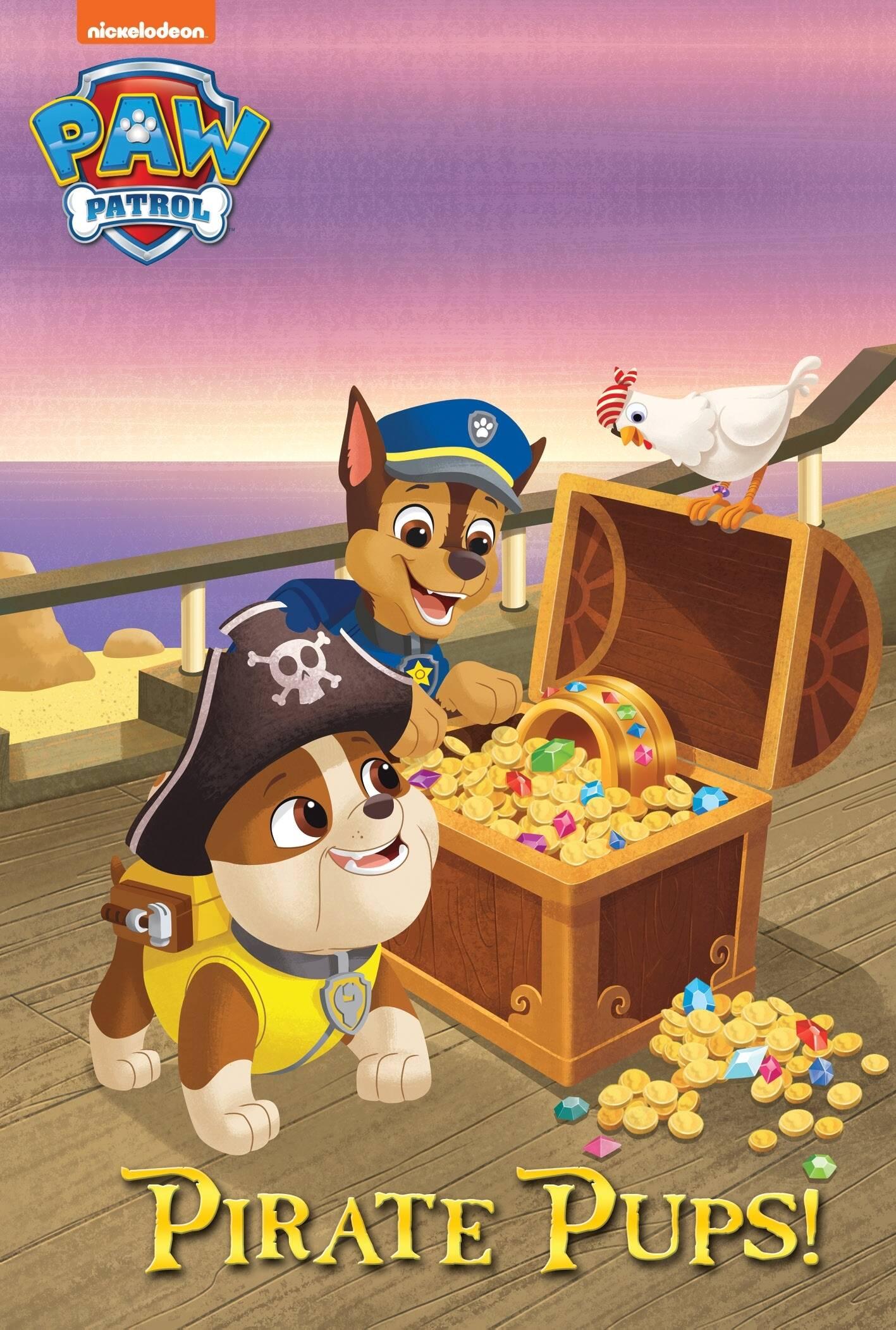 Paw Patrol Pirates Pups! MHB