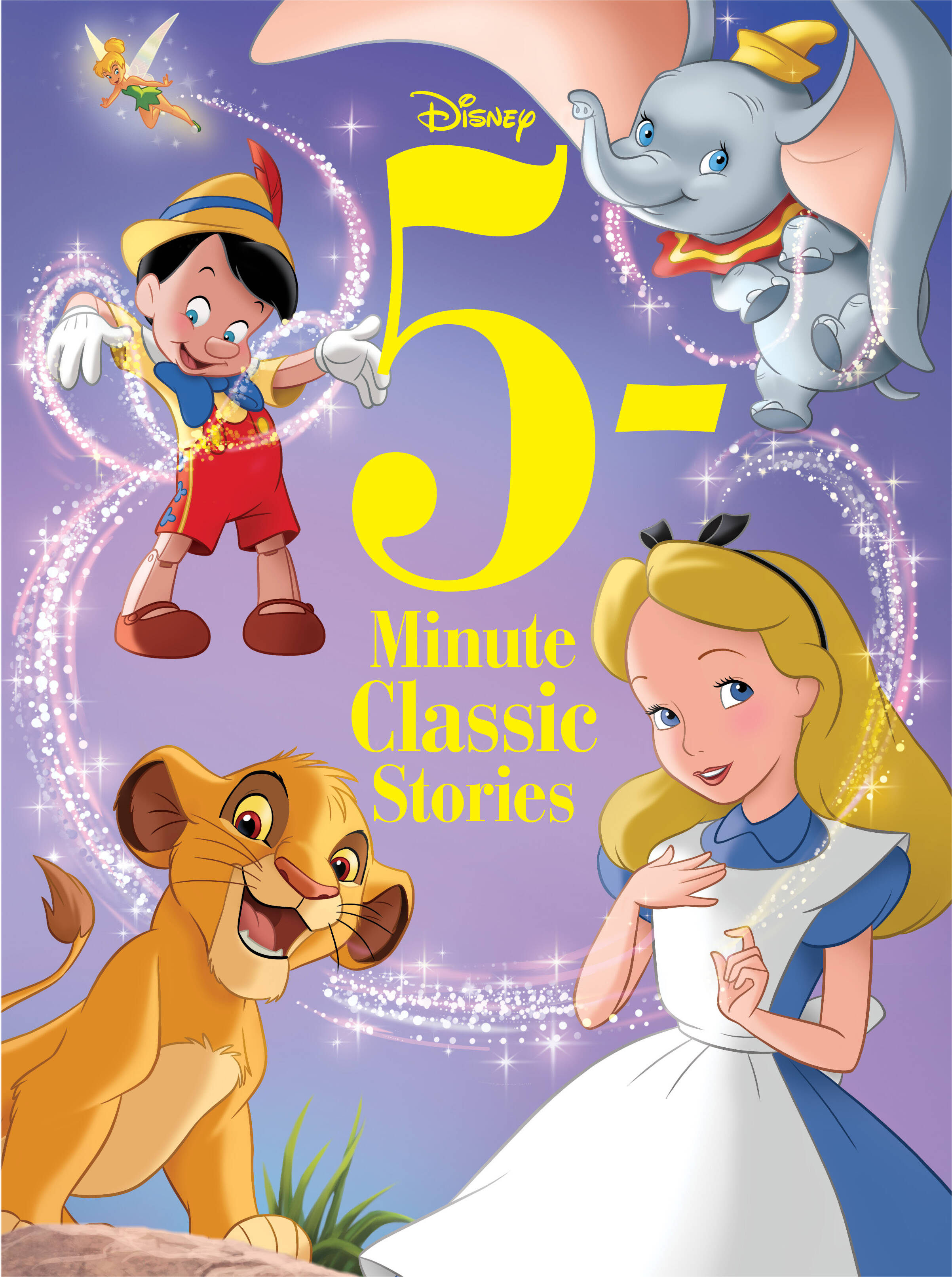 Disney Classic - 5 Minute Stories Treasury