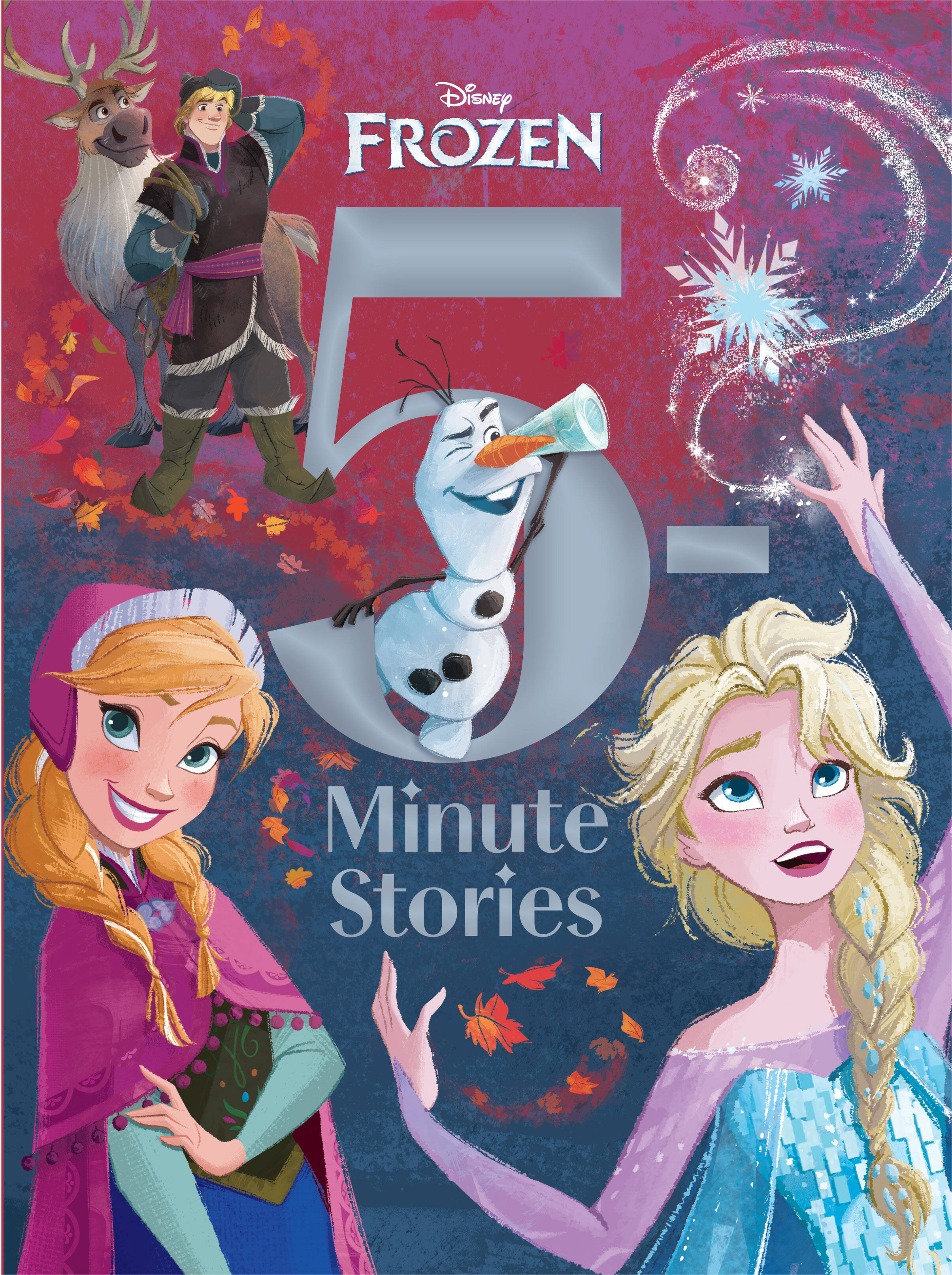 Disney Frozen 2 - 5 Minute Stories Treasury