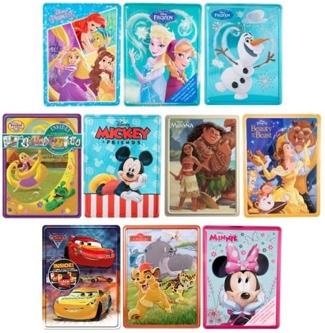 Assorted - Disney Happy Tin
