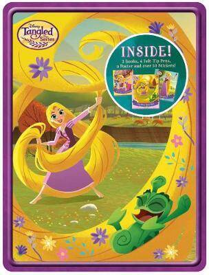 Disney Tangled - Happy Tin
