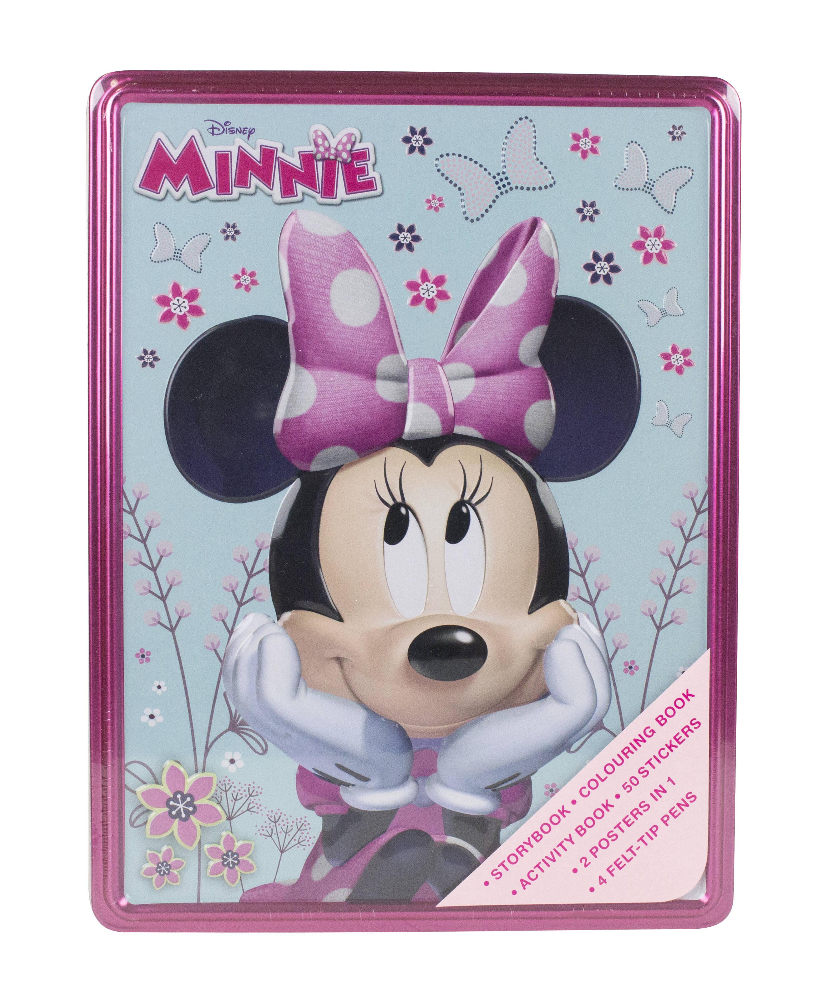 Disney Minnie - Happy Tin