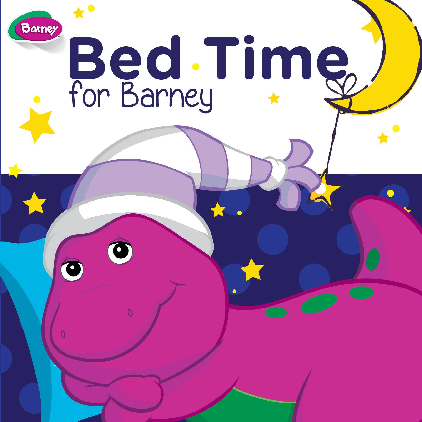 Barney Board Book - Bedtime For Barney