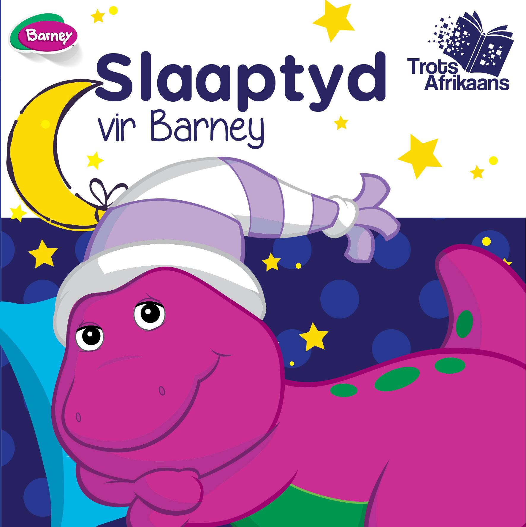 Barney Bord Boek - Slaaptyd Vir Barney
