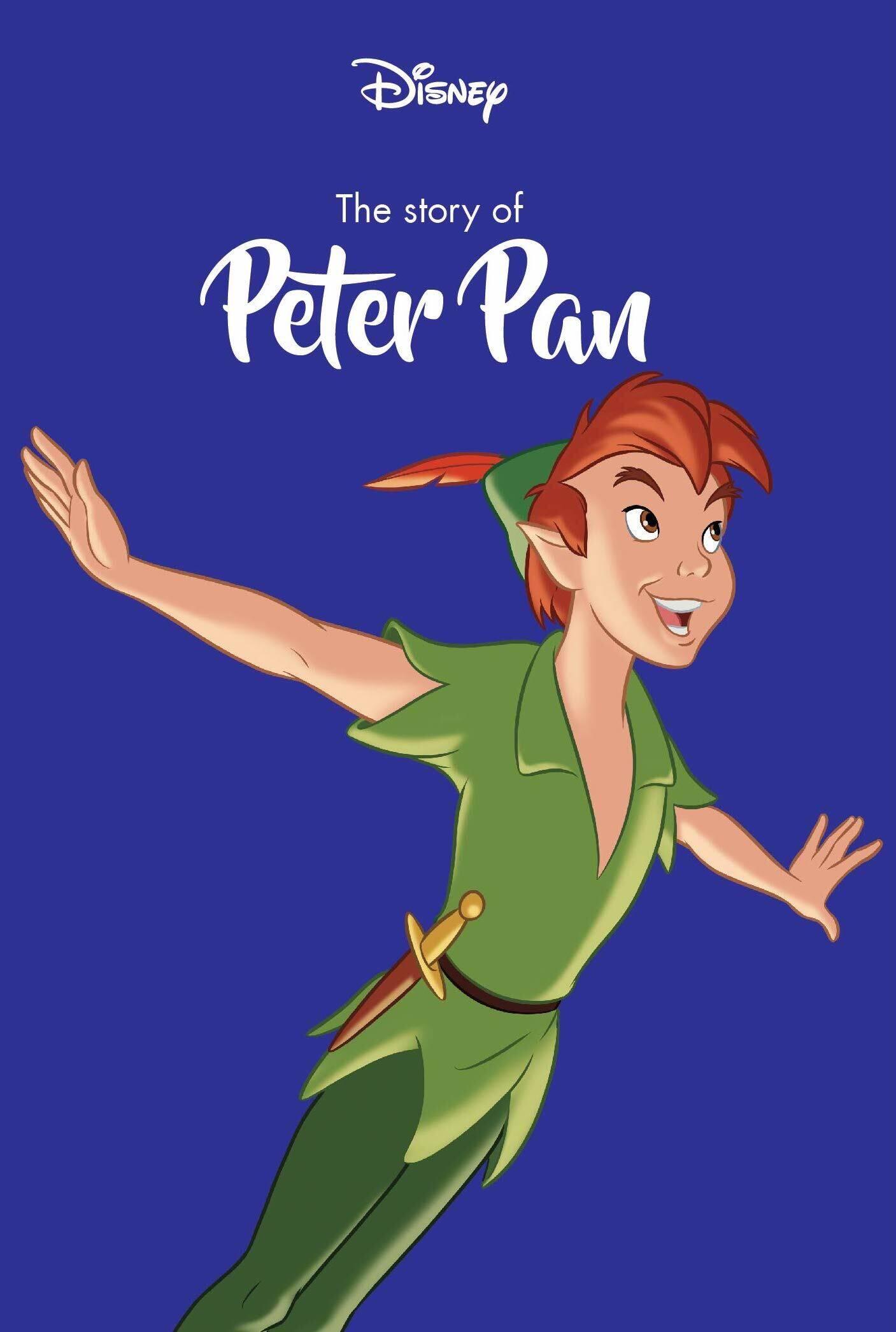 Disney Peters Pan - Classic MHB