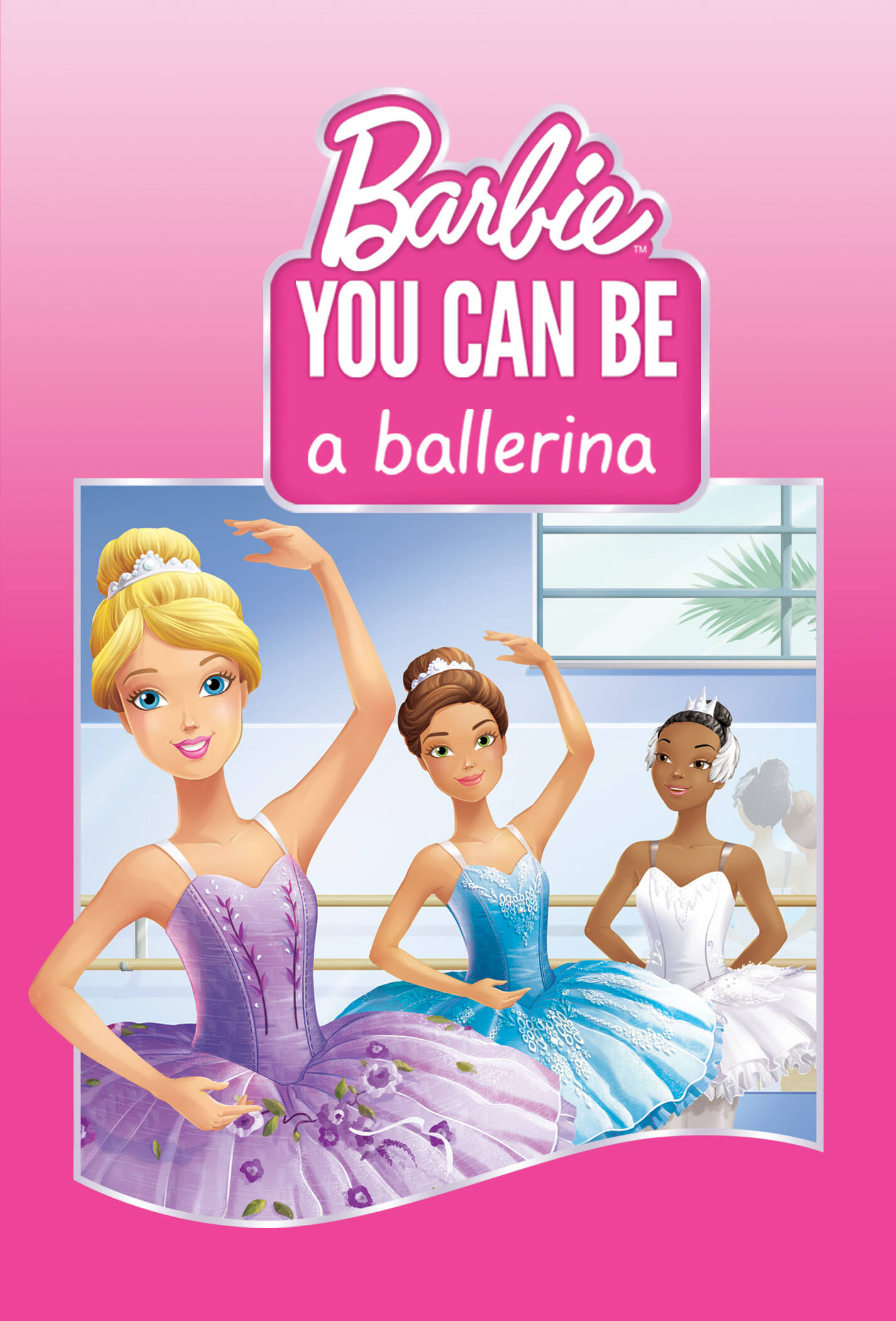 Barbie - You Can Be a Ballerina MHB