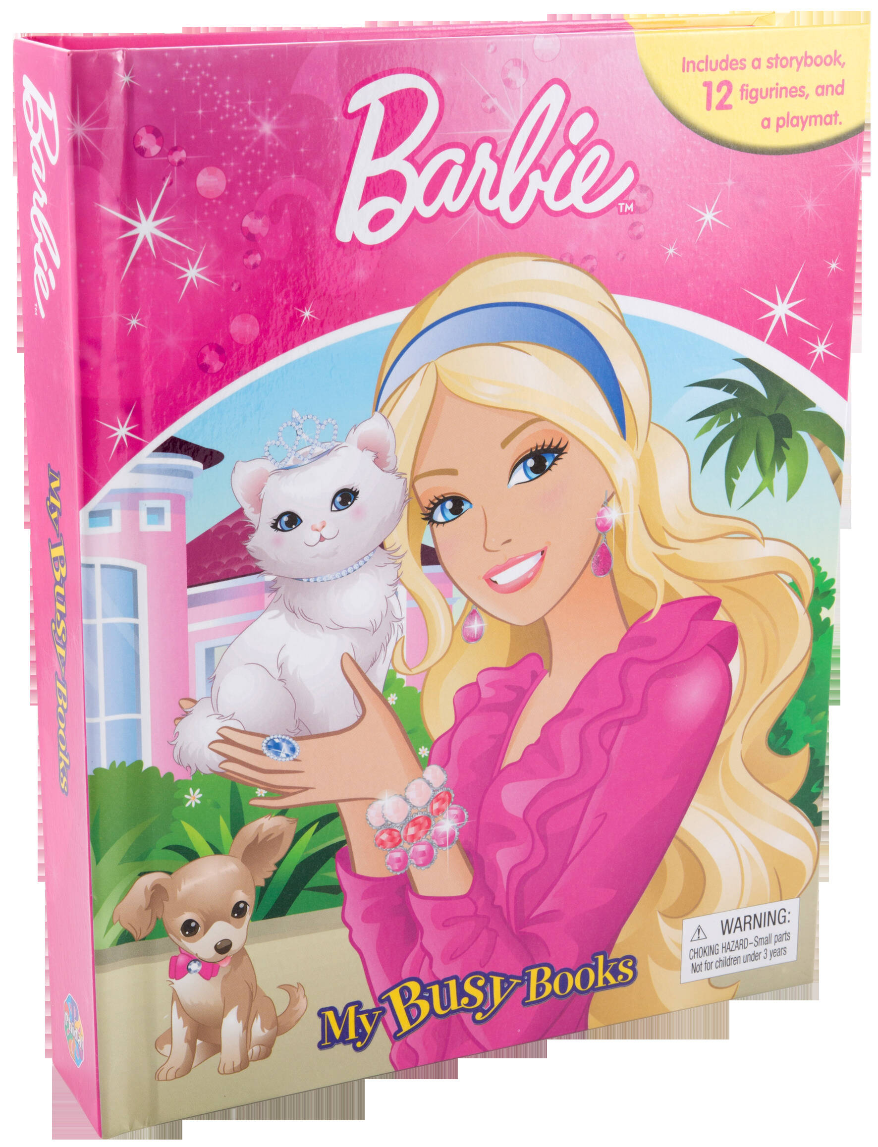 Barbie - My Busy Book