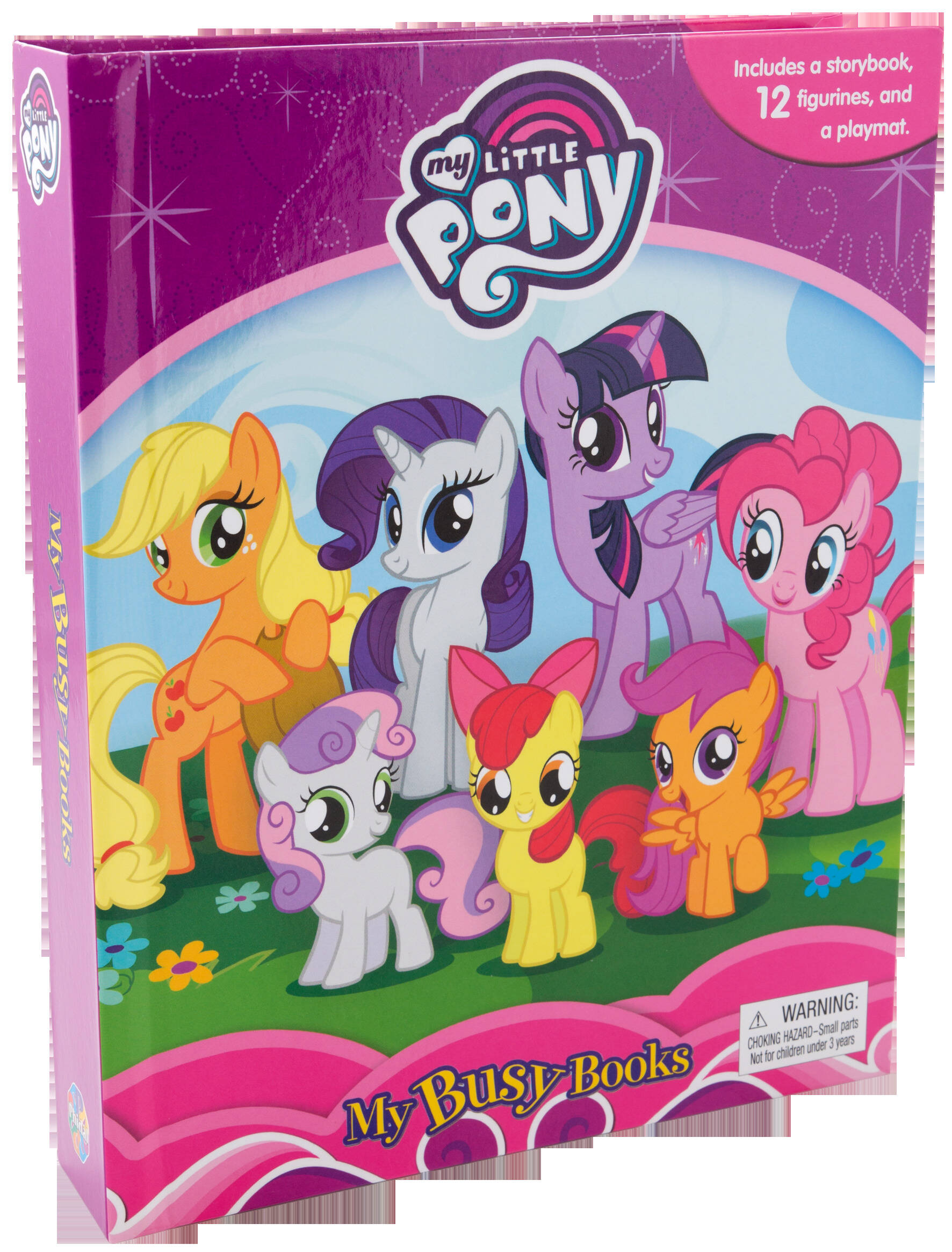My Little Pony - My Busy Book