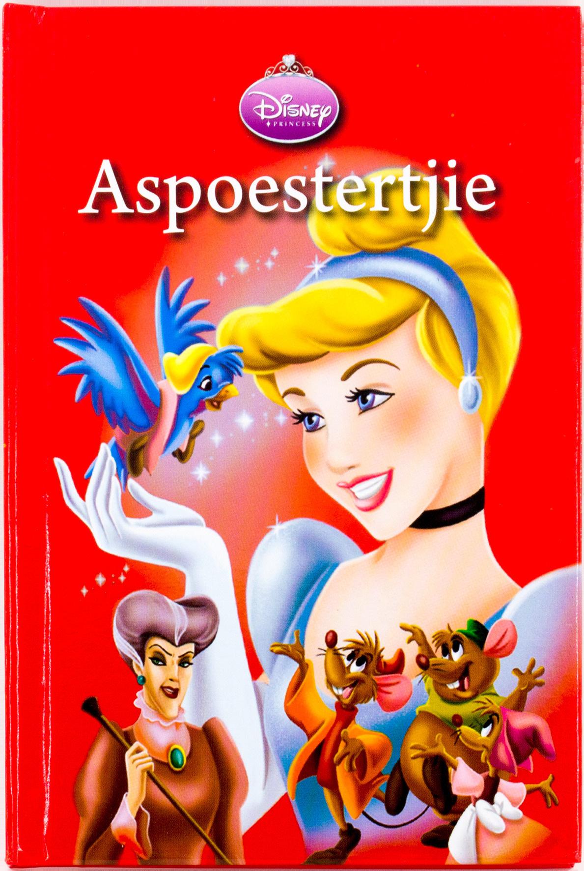 Disney Aspoestertjie - Klassieke MHB