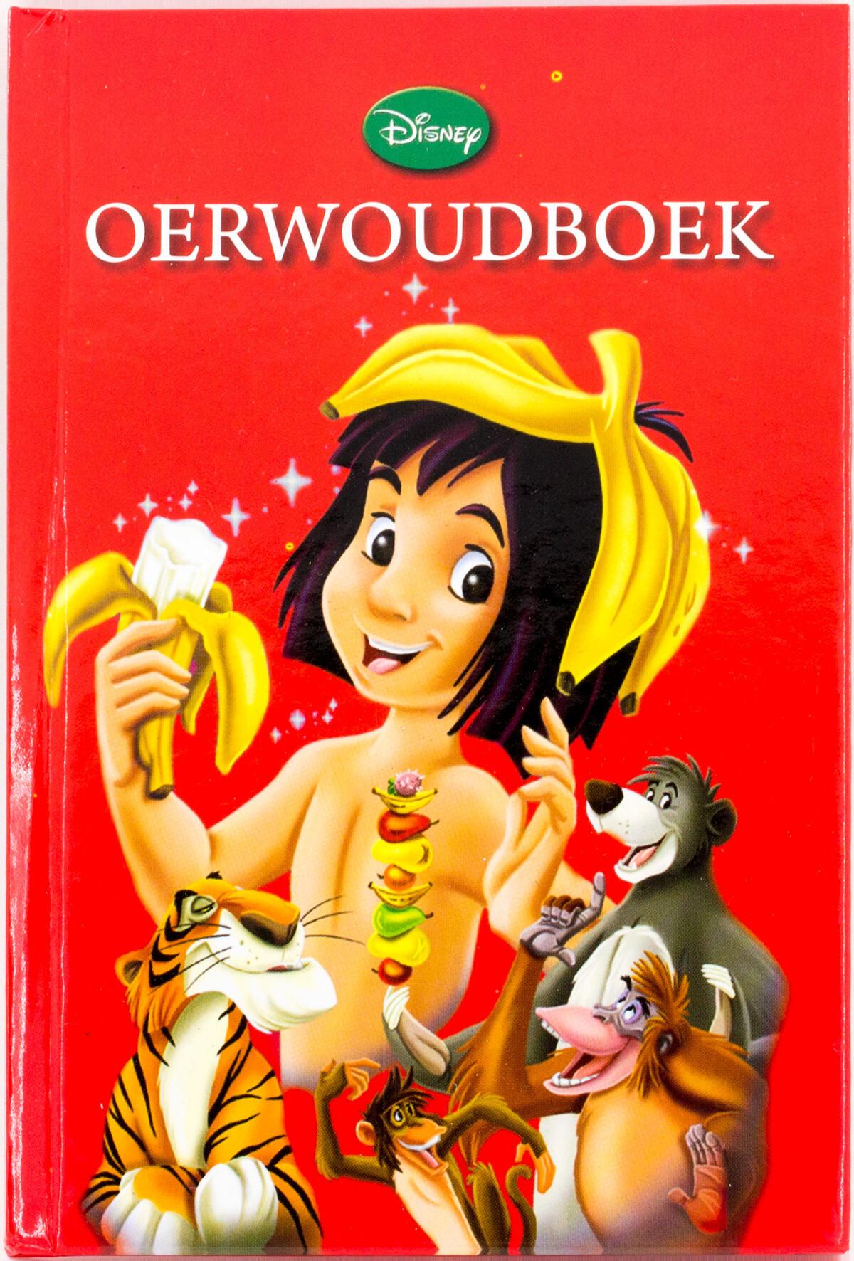 Disney Die Oerwoudboek - Klassieke MHB