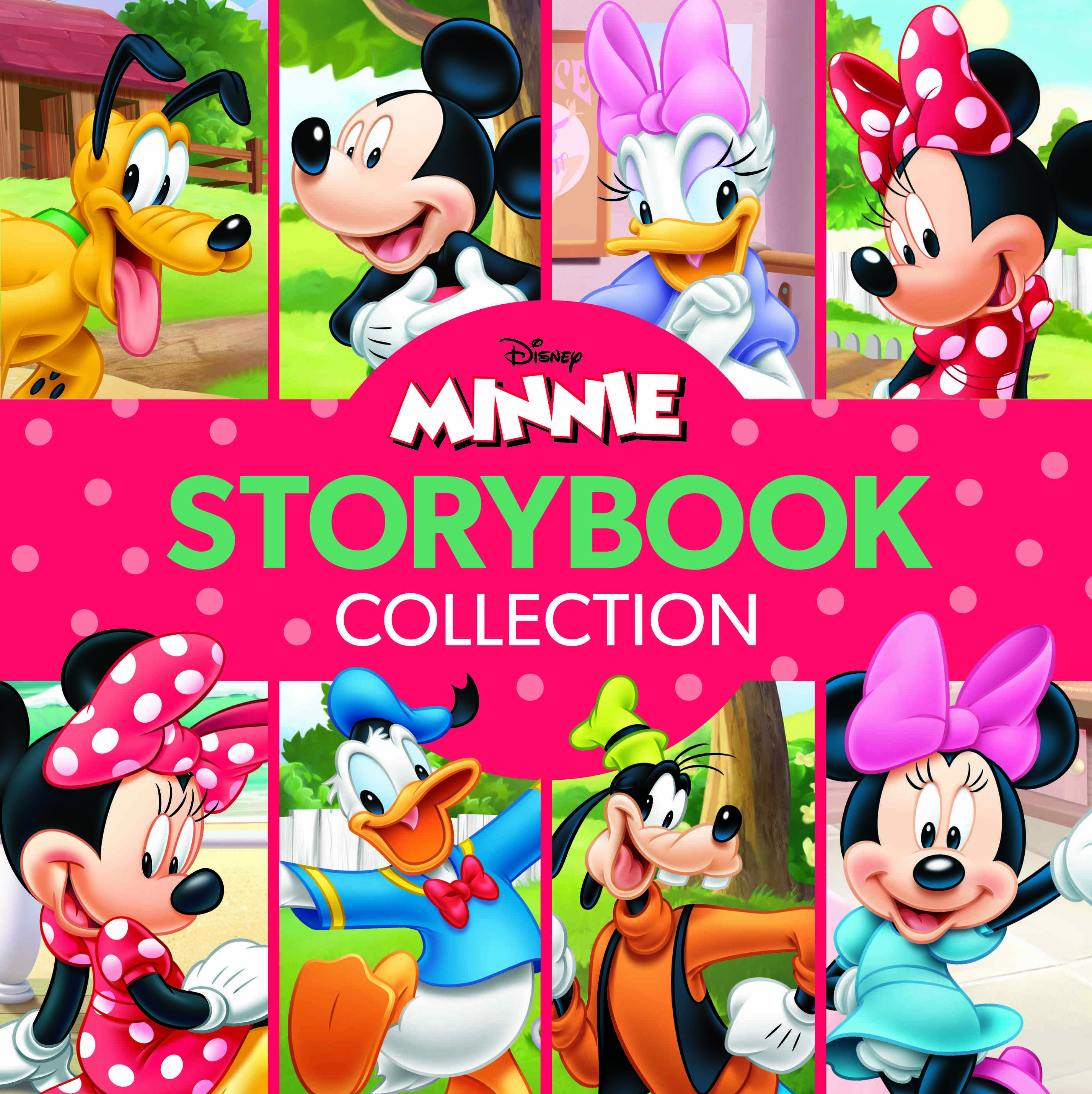 Disney Minnie - Storybook Collection