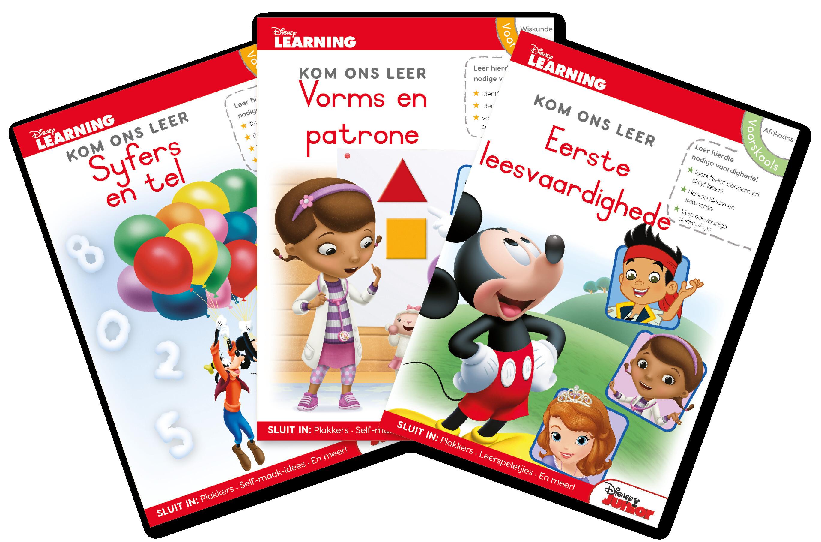 Gemeng - Disney Kom Ons Leer
