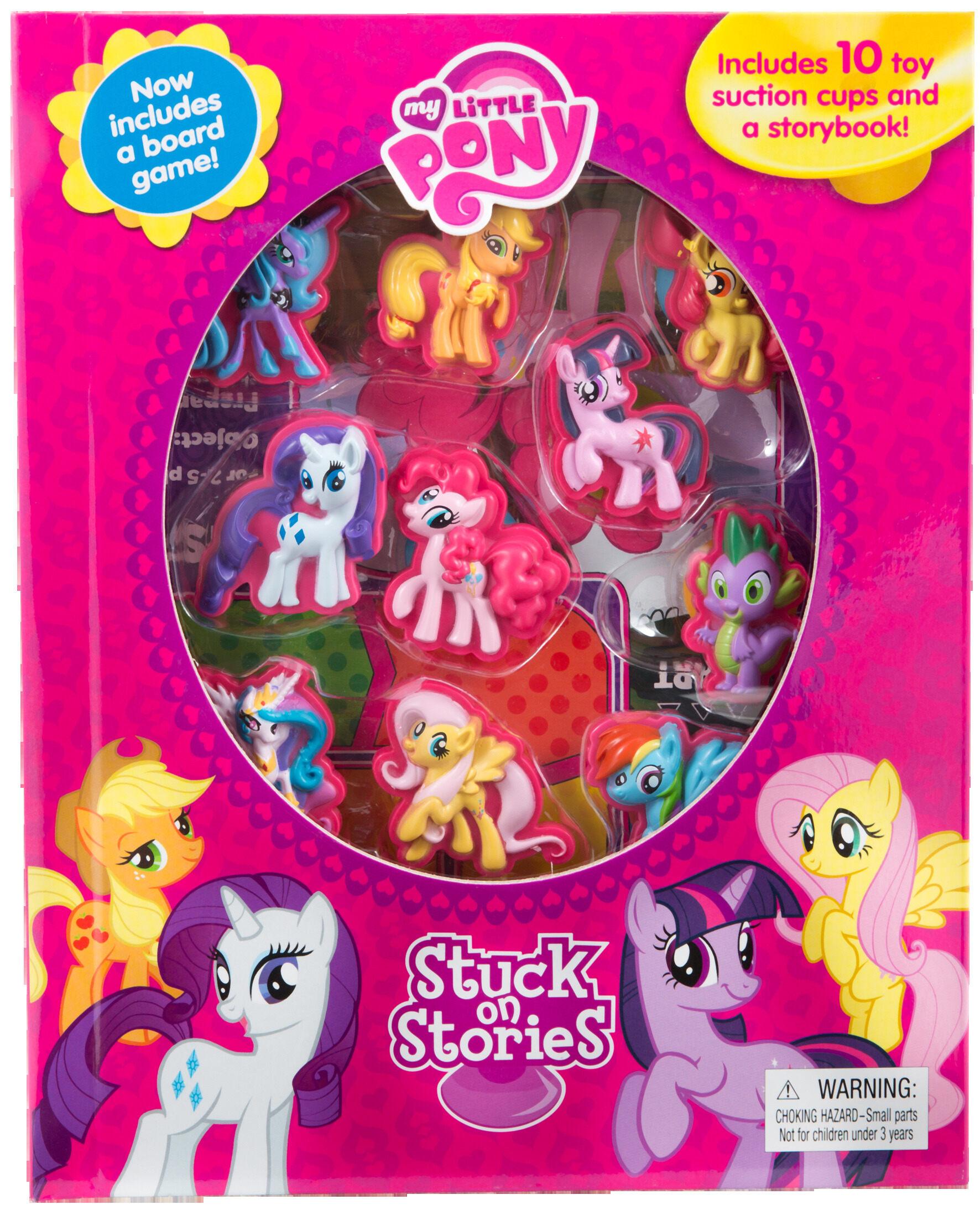 My Little Pony - Stuck On Stories