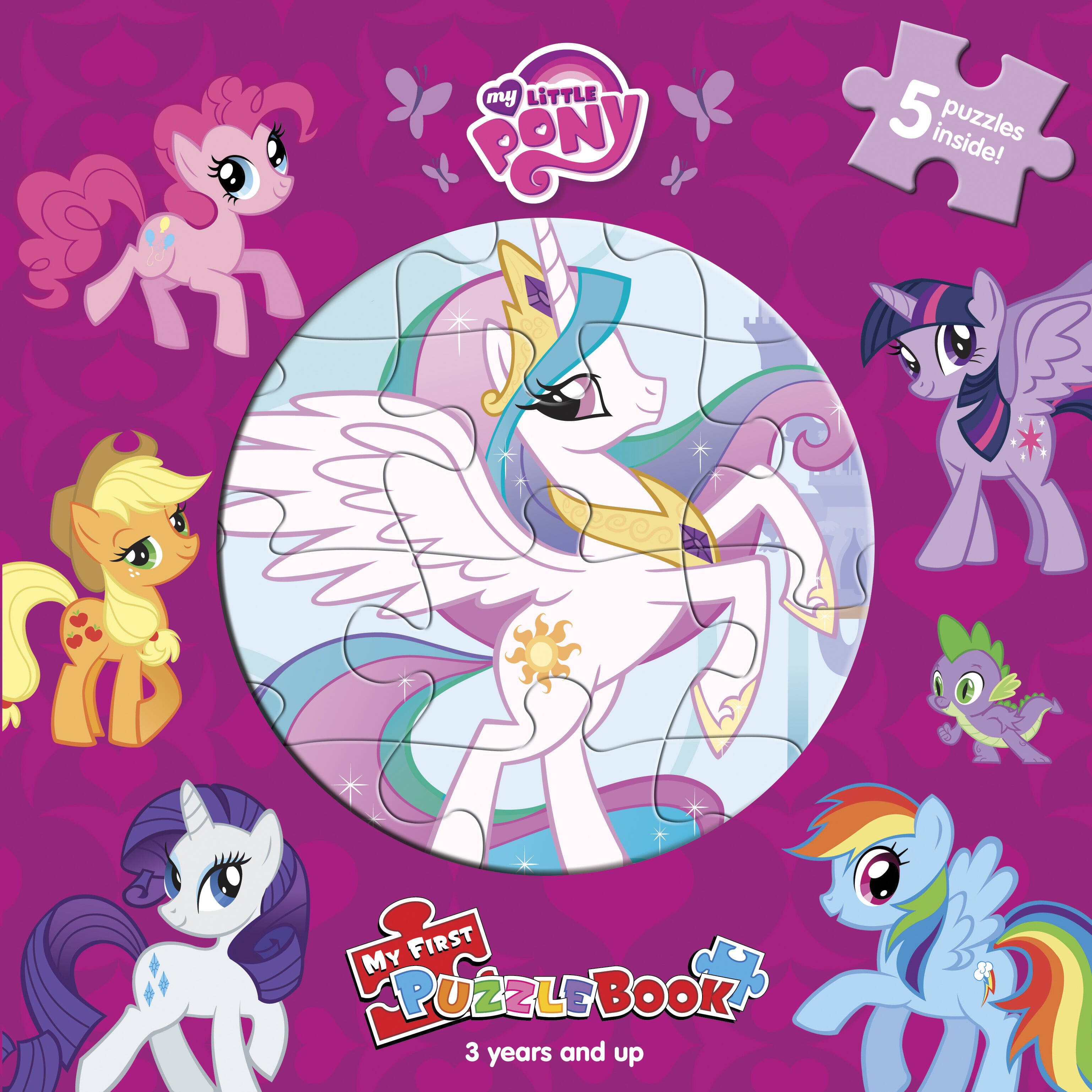My First Puzzle Book - My Little Pony