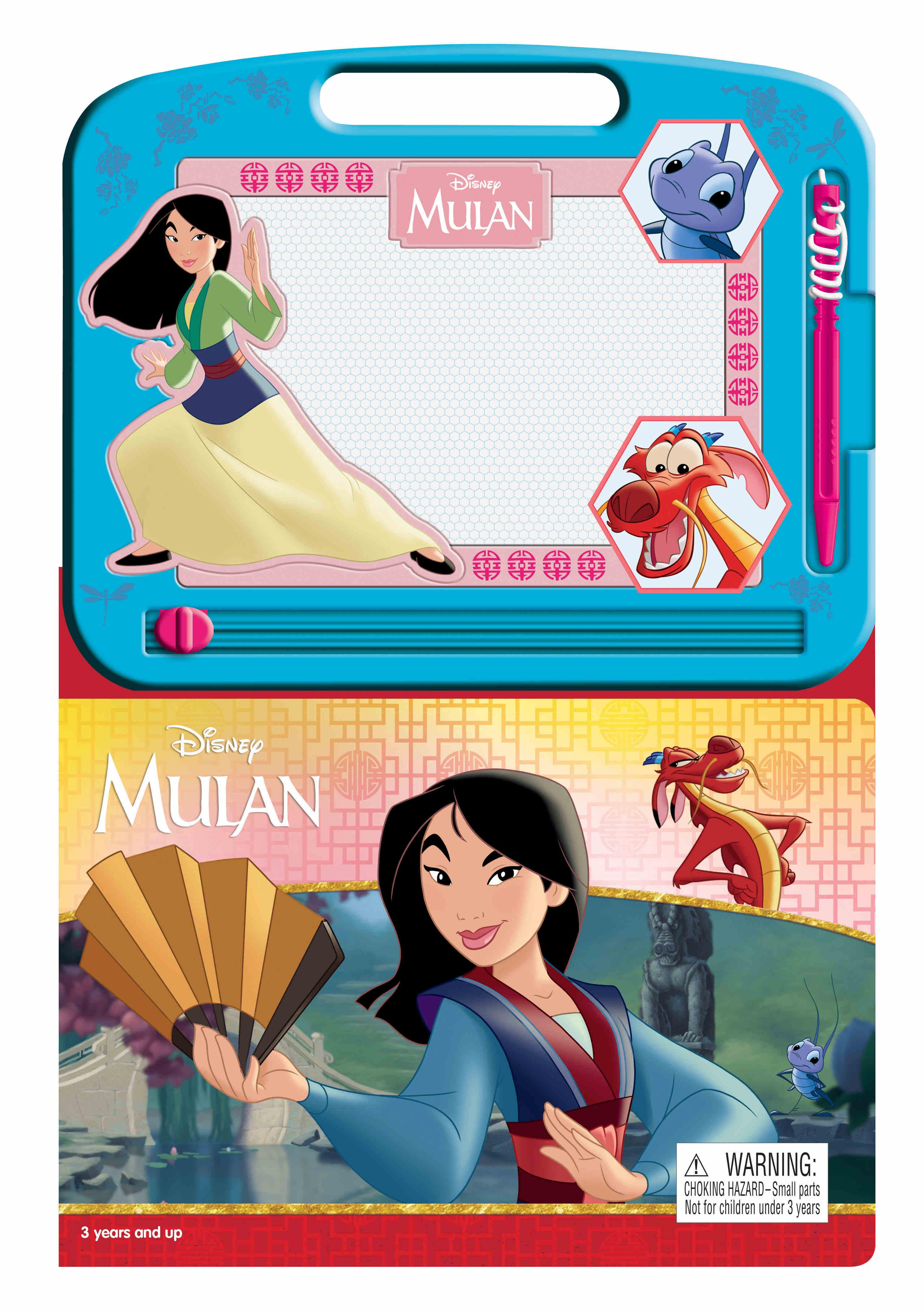 Disney Mulan - Learning Series
