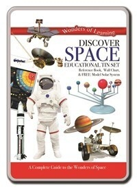 Wonders Of Learning Tin Set - Space