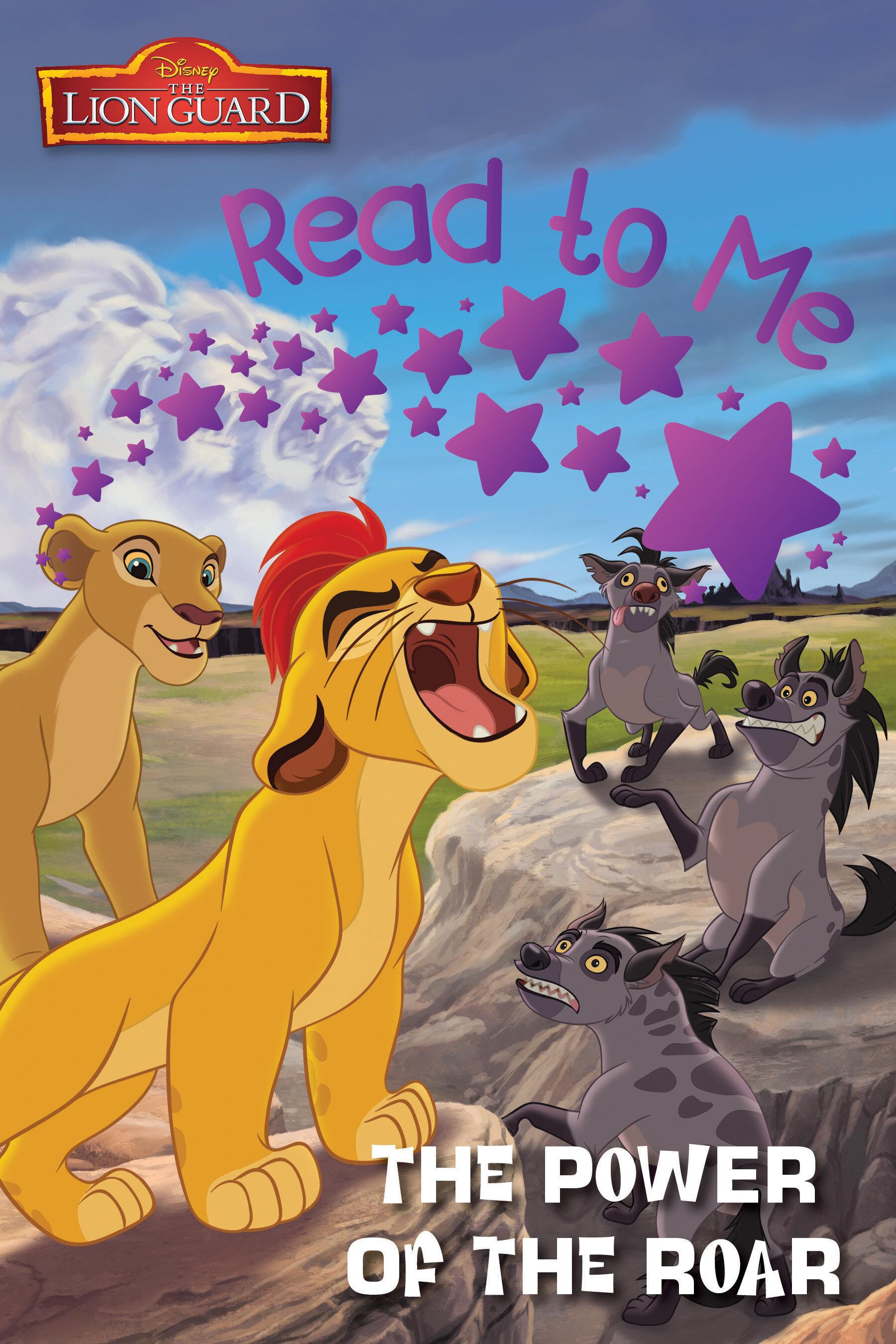 Disney Lion Guard - Read To Me