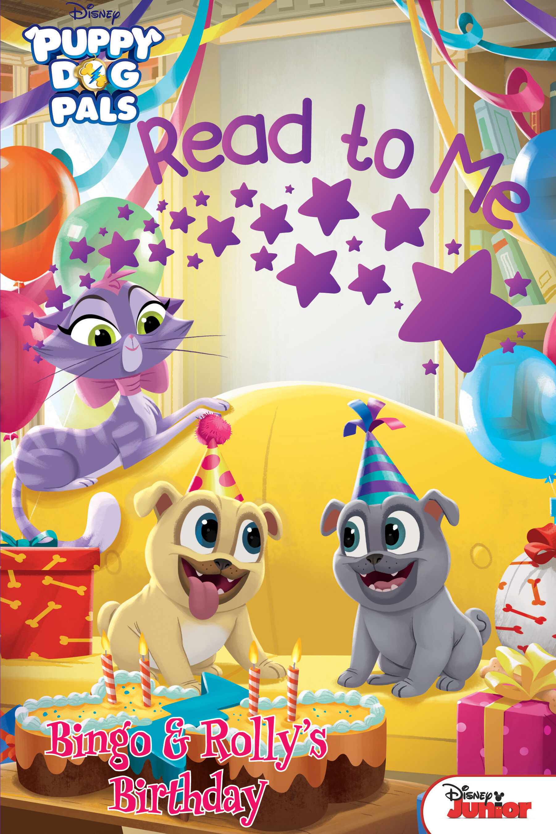 Disney Puppy Dog Pals - Read To Me
