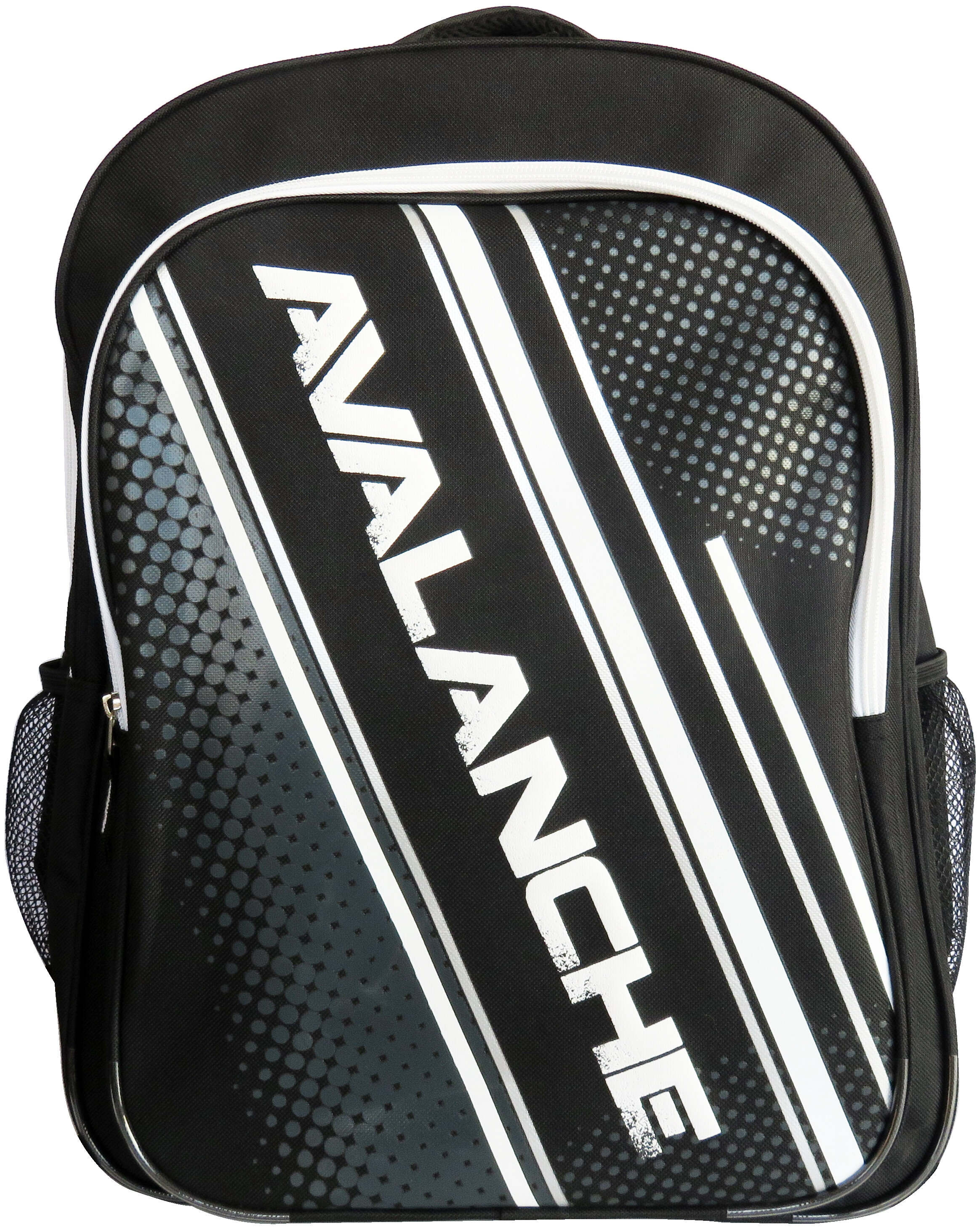Avalanche Deluxe Student Backpack - White