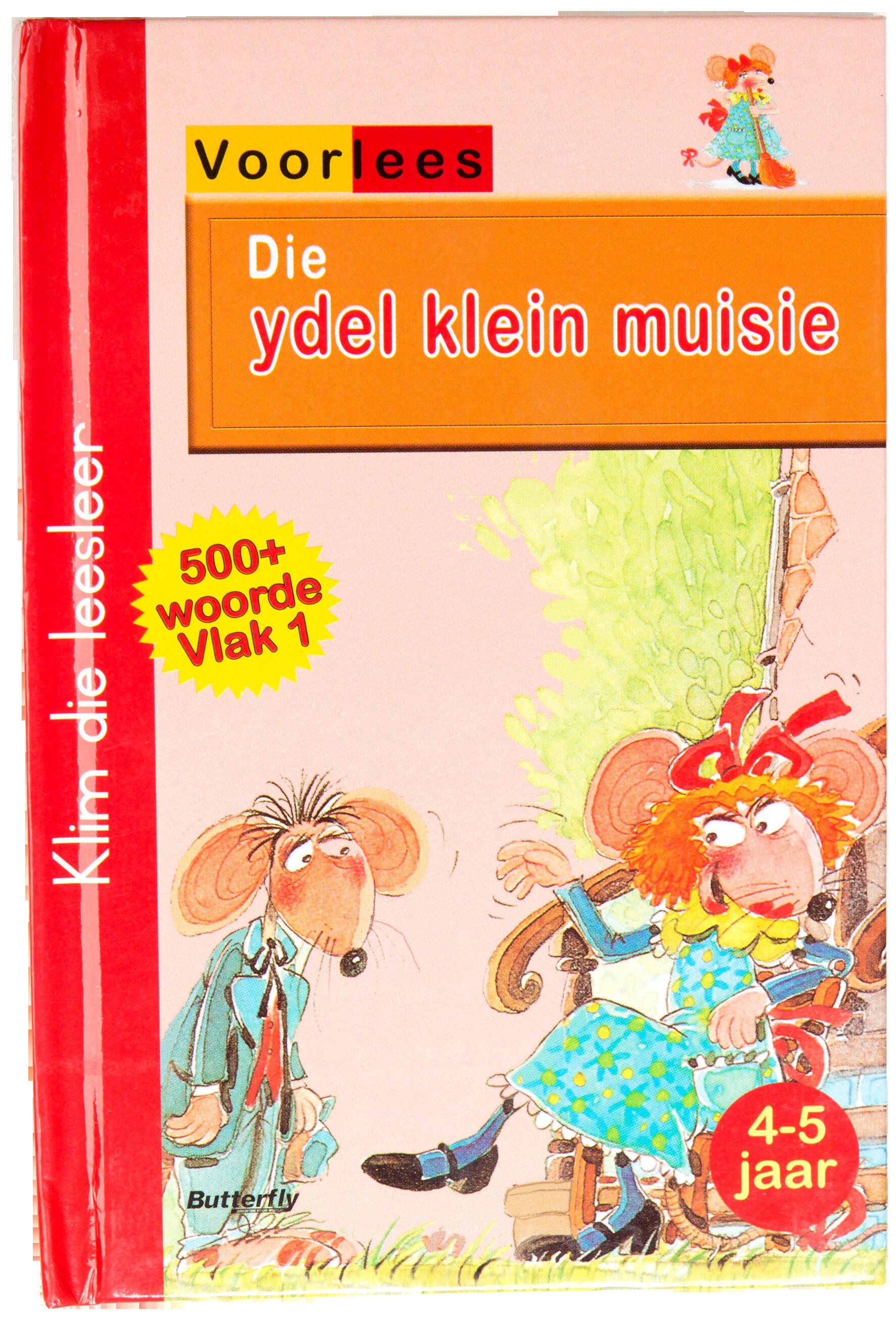 Die Leesleer MHB - V1 - Die Ydel Klein Muisie