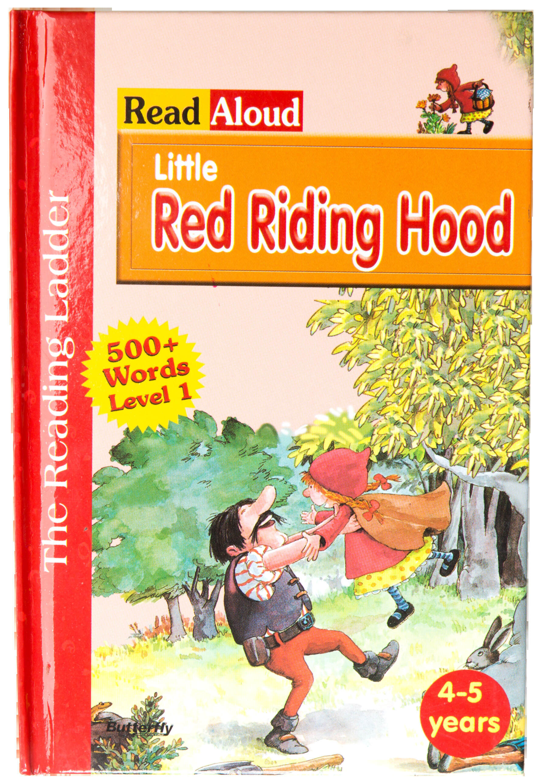 The Reading Ladder MHB - Level 1 - Little Red Riding Hood