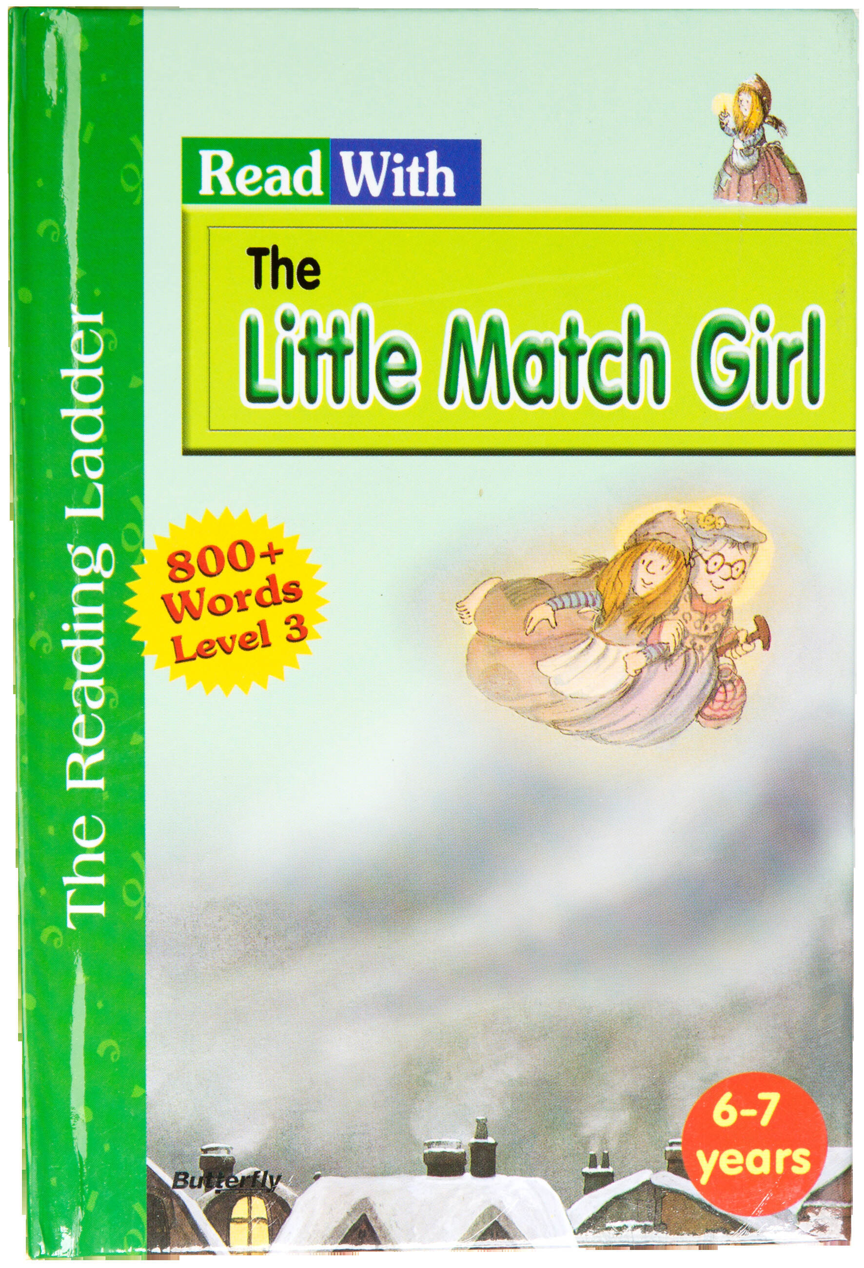 The Reading Ladder MHB - Level 3 - The Little Match Girl