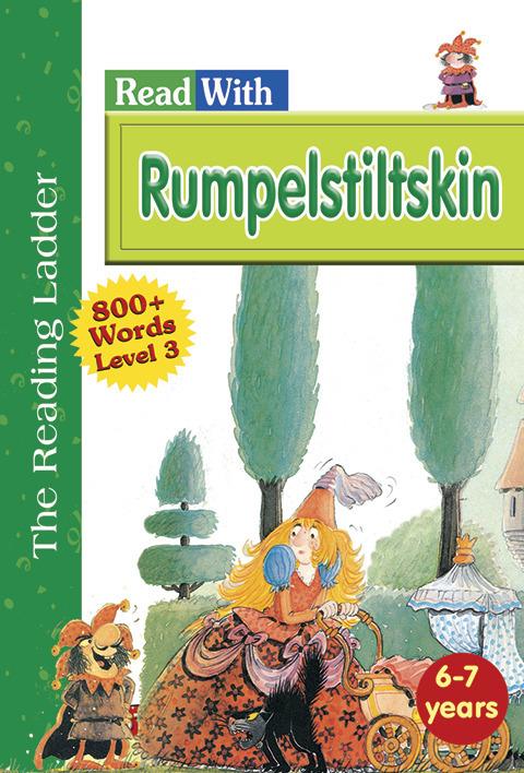 The Reading Ladder MHB - Level 3 - Rumpelstiltskin