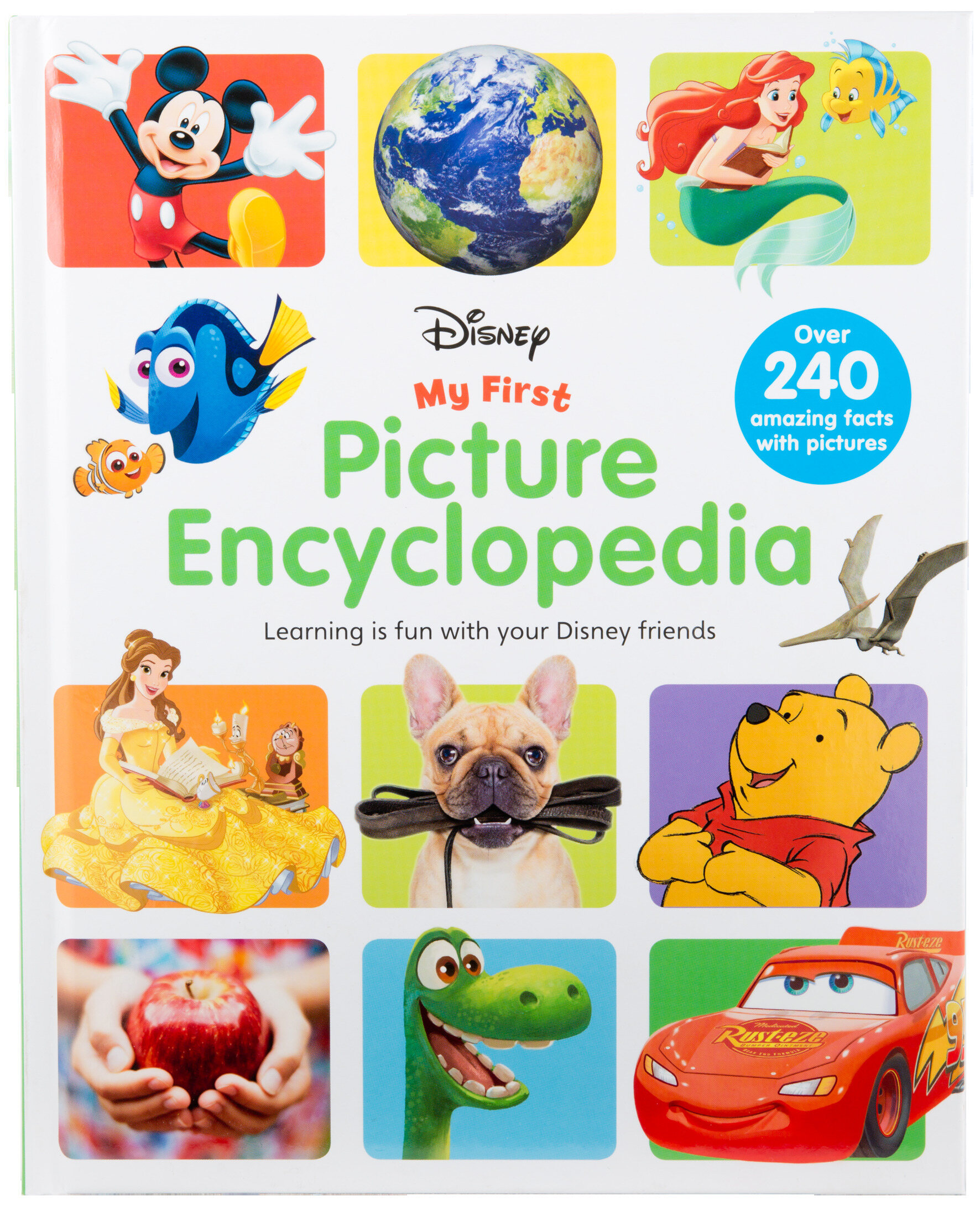 Disney My First Encyclopedia