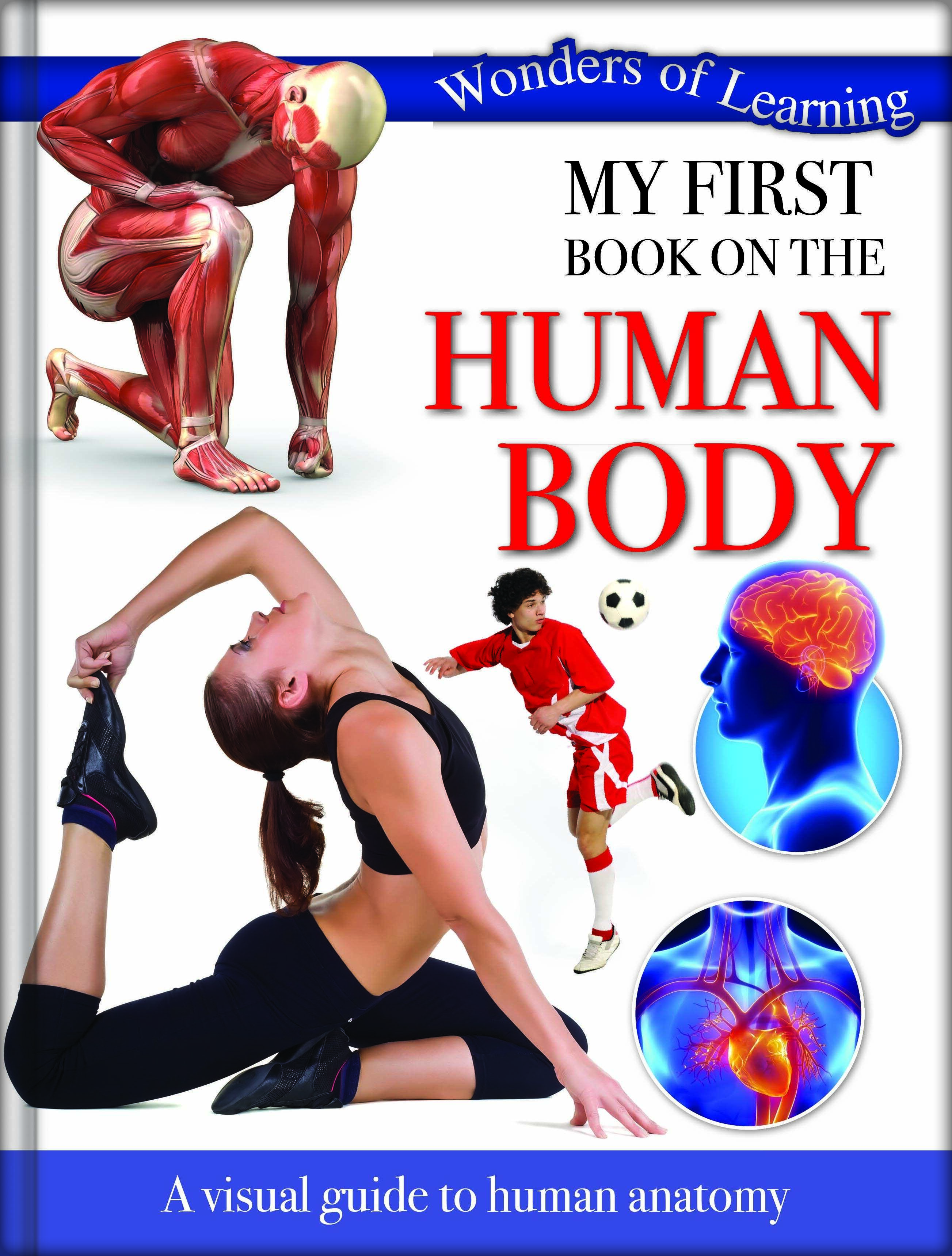 Wonders Of Learning Book - Human Body