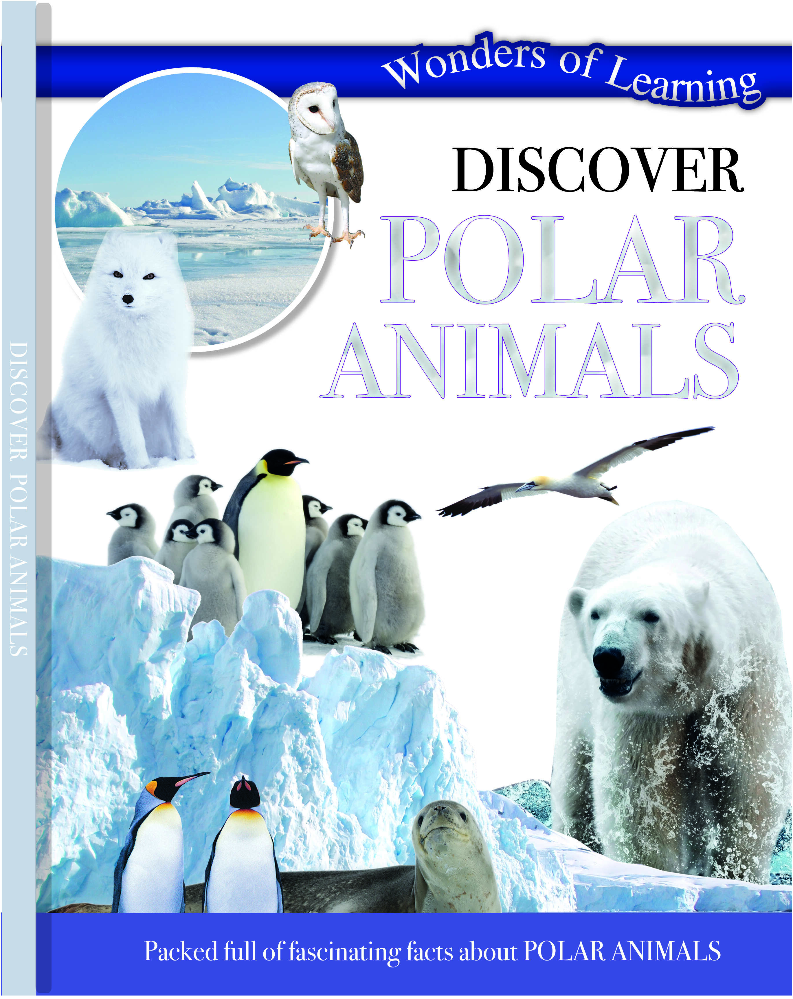 Wonders Of Learnning Book - Polar Animals